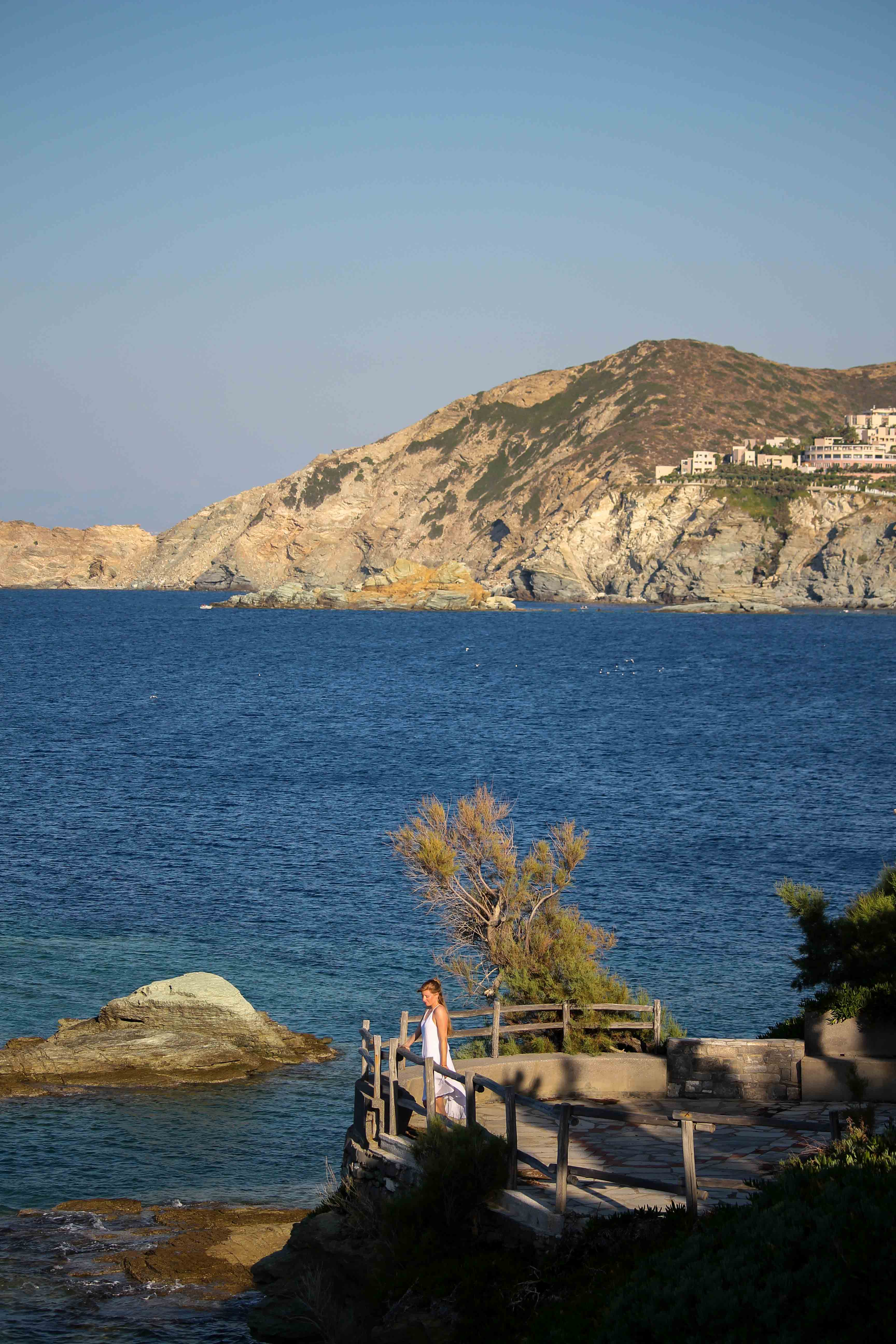 Modeblog Deuschland Fashion Blog Griechenland Kreta Sommeroutfit Blogger life weißes Kleid 1