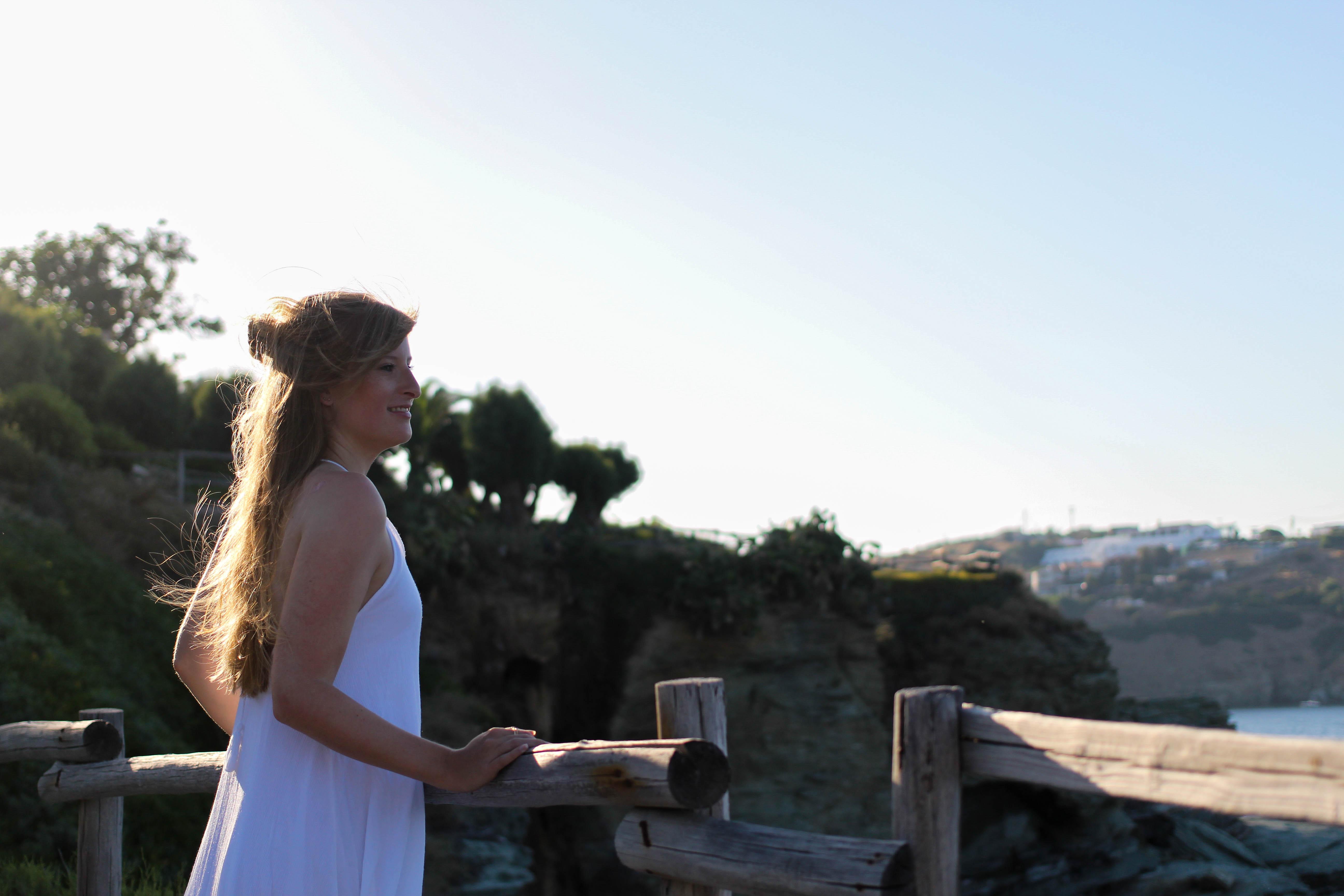 Modeblog Deuschland Fashion Blog Griechenland Kreta Sommeroutfit Blogger life weißes Kleid 2