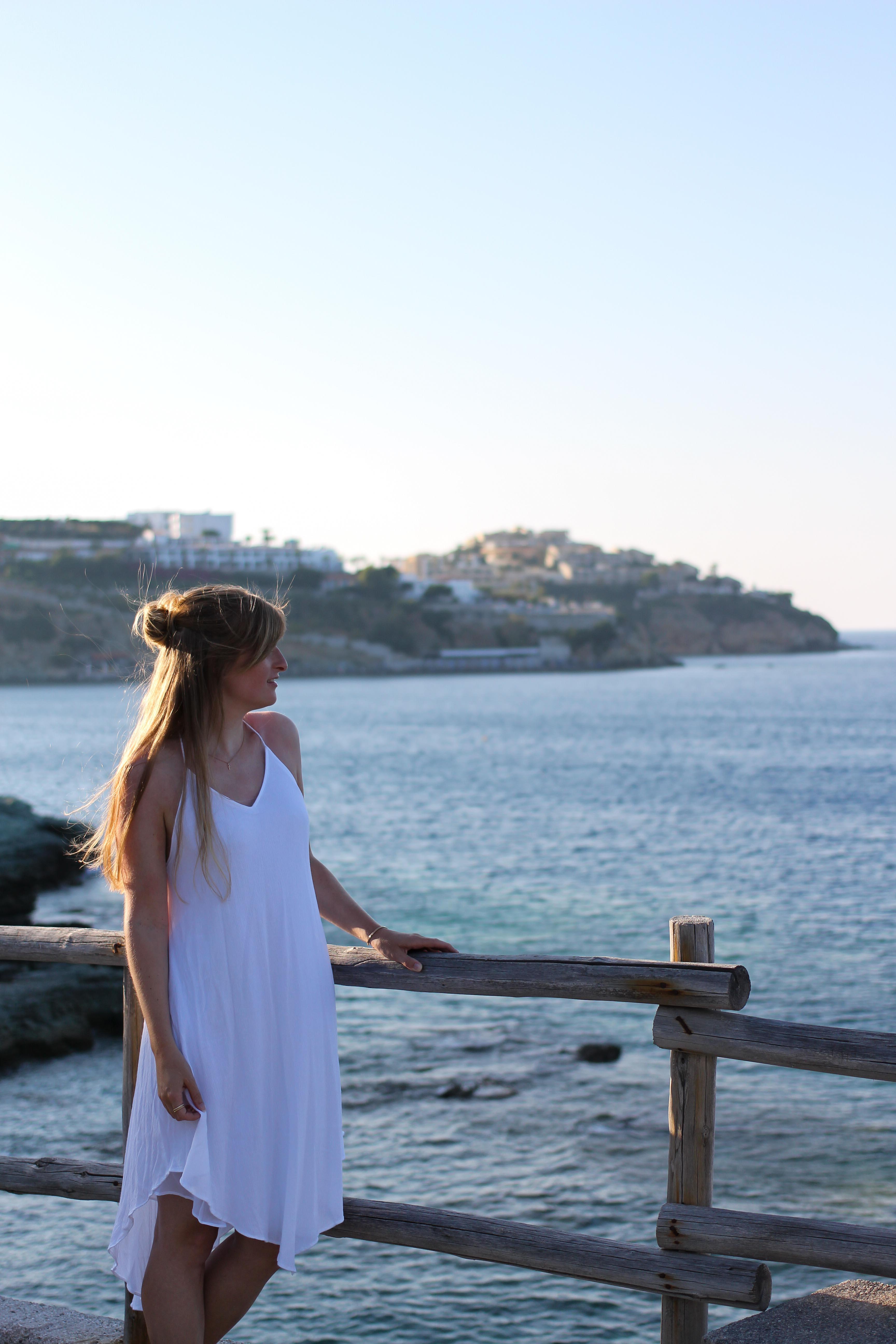 Modeblog Deuschland Fashion Blog Griechenland Kreta Sommeroutfit Blogger life weißes Kleid 4