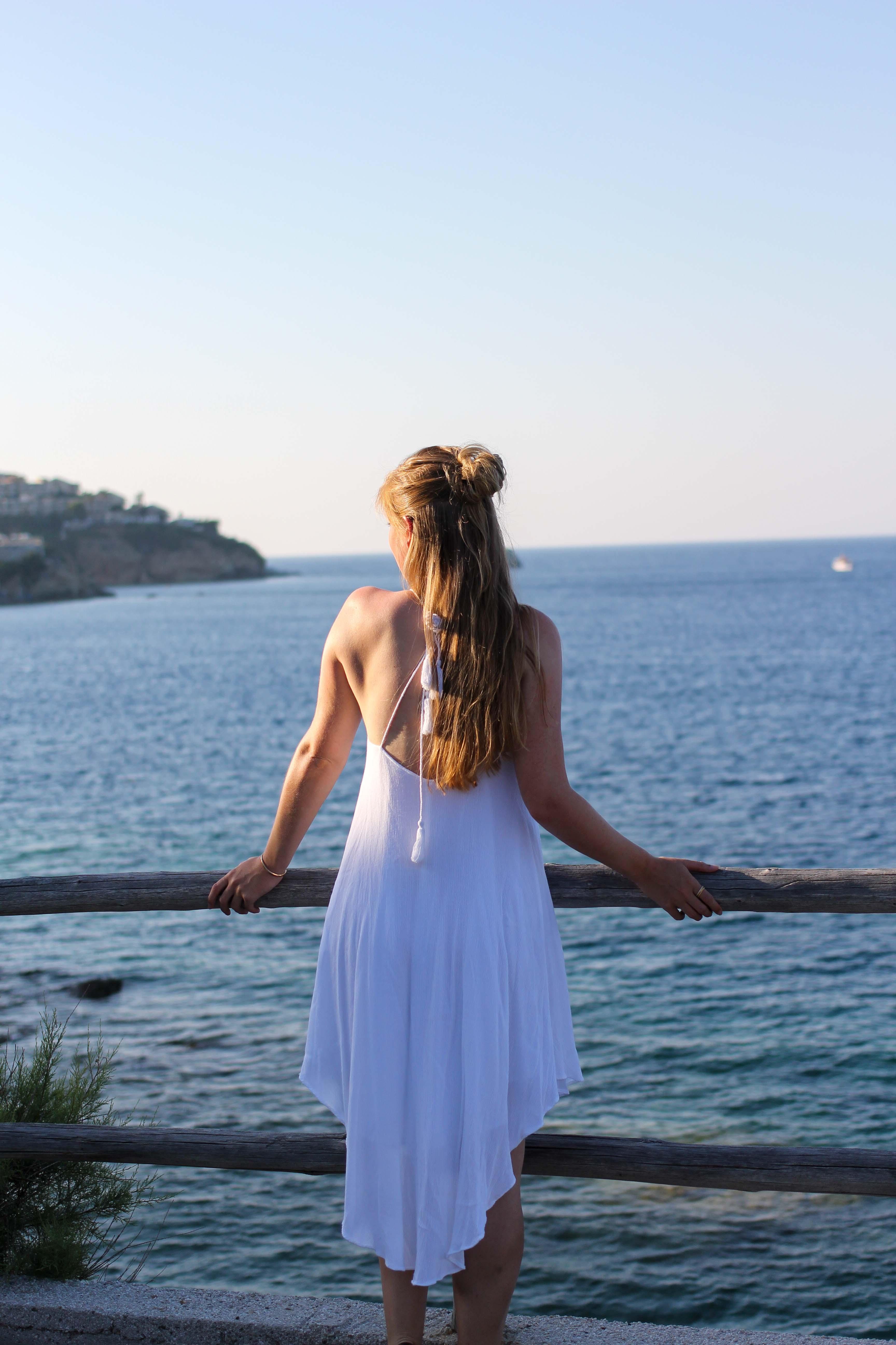 Modeblog Deuschland Fashion Blog Griechenland Kreta Sommeroutfit Blogger life weißes Kleid 6