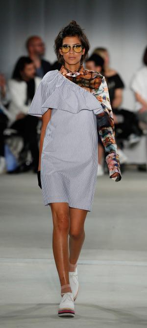 Rebekka Ruetz Runway S18 Fashion Week Berlin 2018 Frühling Sommer Modeblog Sommertrend 2018 7