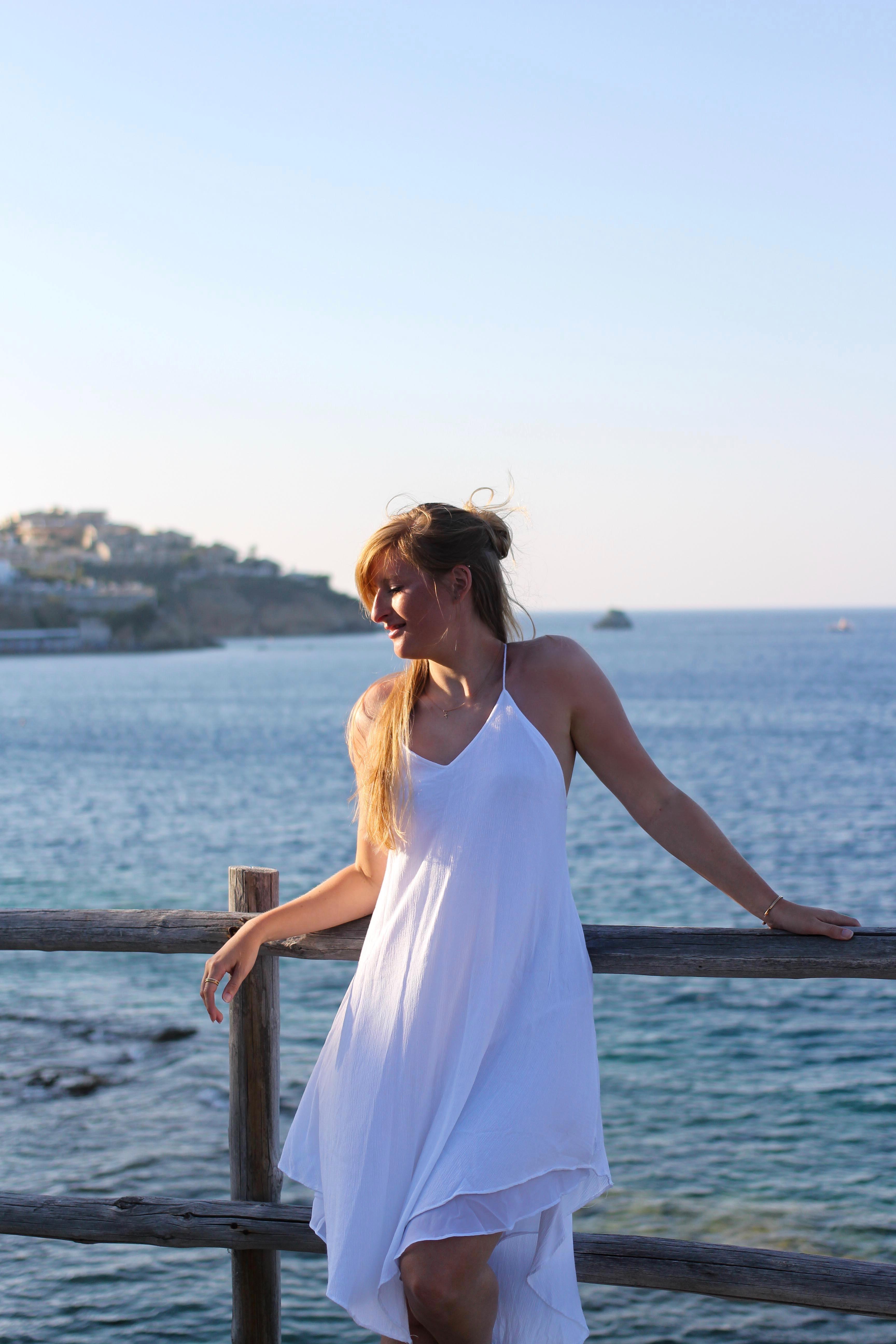 Modeblog Deuschland Fashion Blog Griechenland Kreta Sommeroutfit Blogger life weißes Kleid 5