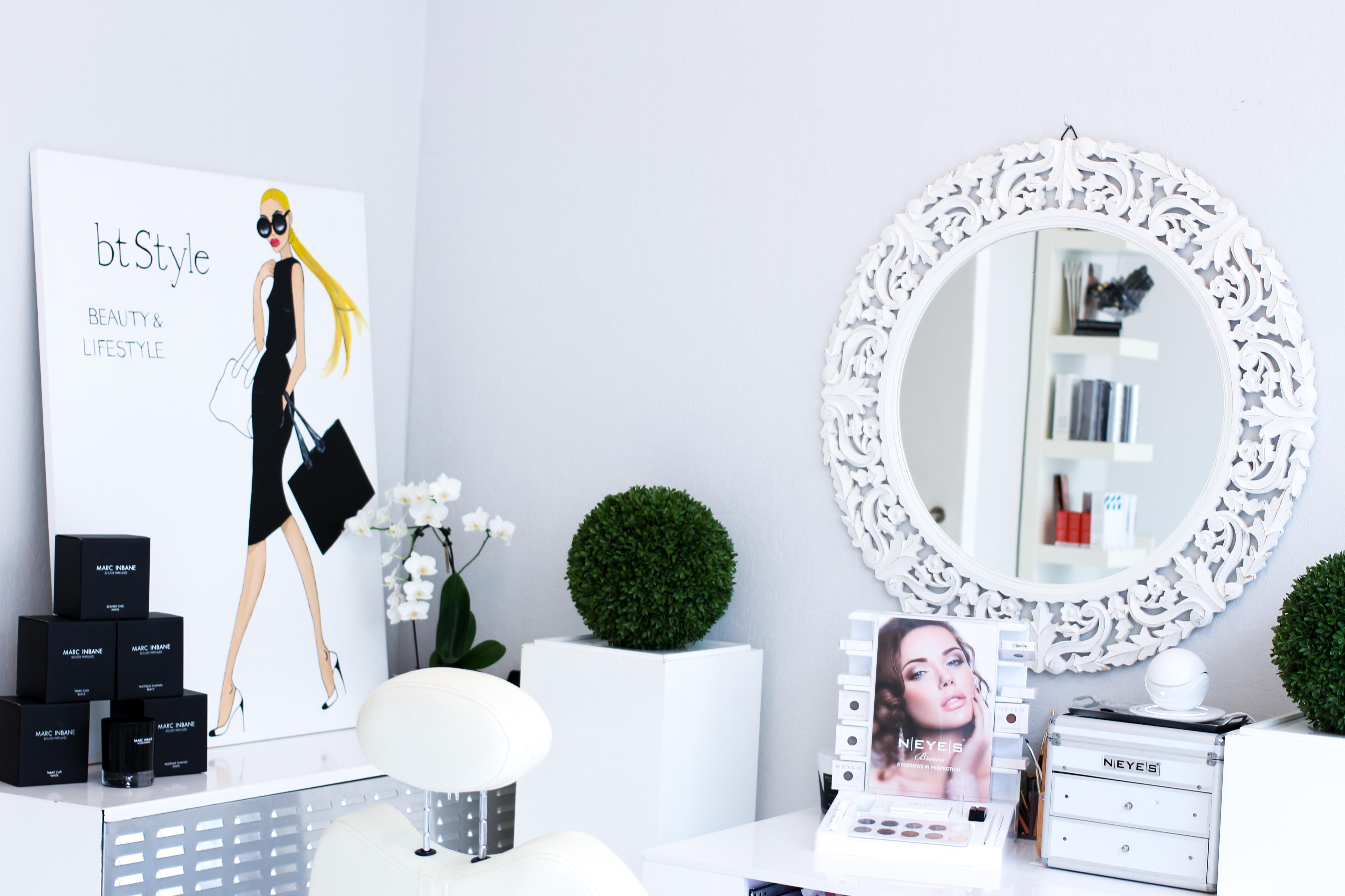 beauty studio Wimpern btstyle bonn bad godesberg erfahrung beauty blog 2