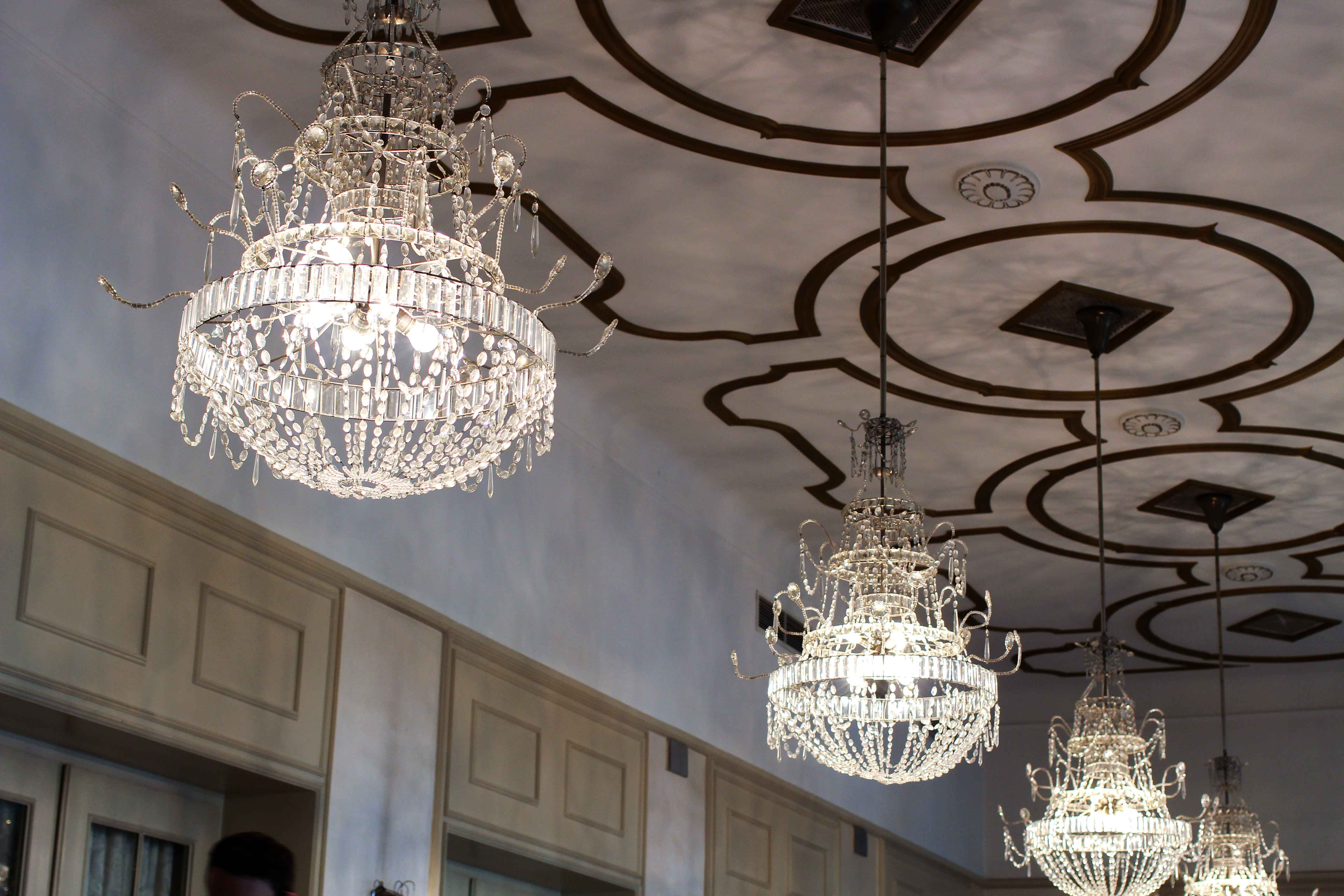 Schlosshotel Karlsruhe Kronleuchter Luxushotel Hotel Review Reiseblog Brinisfashionbook