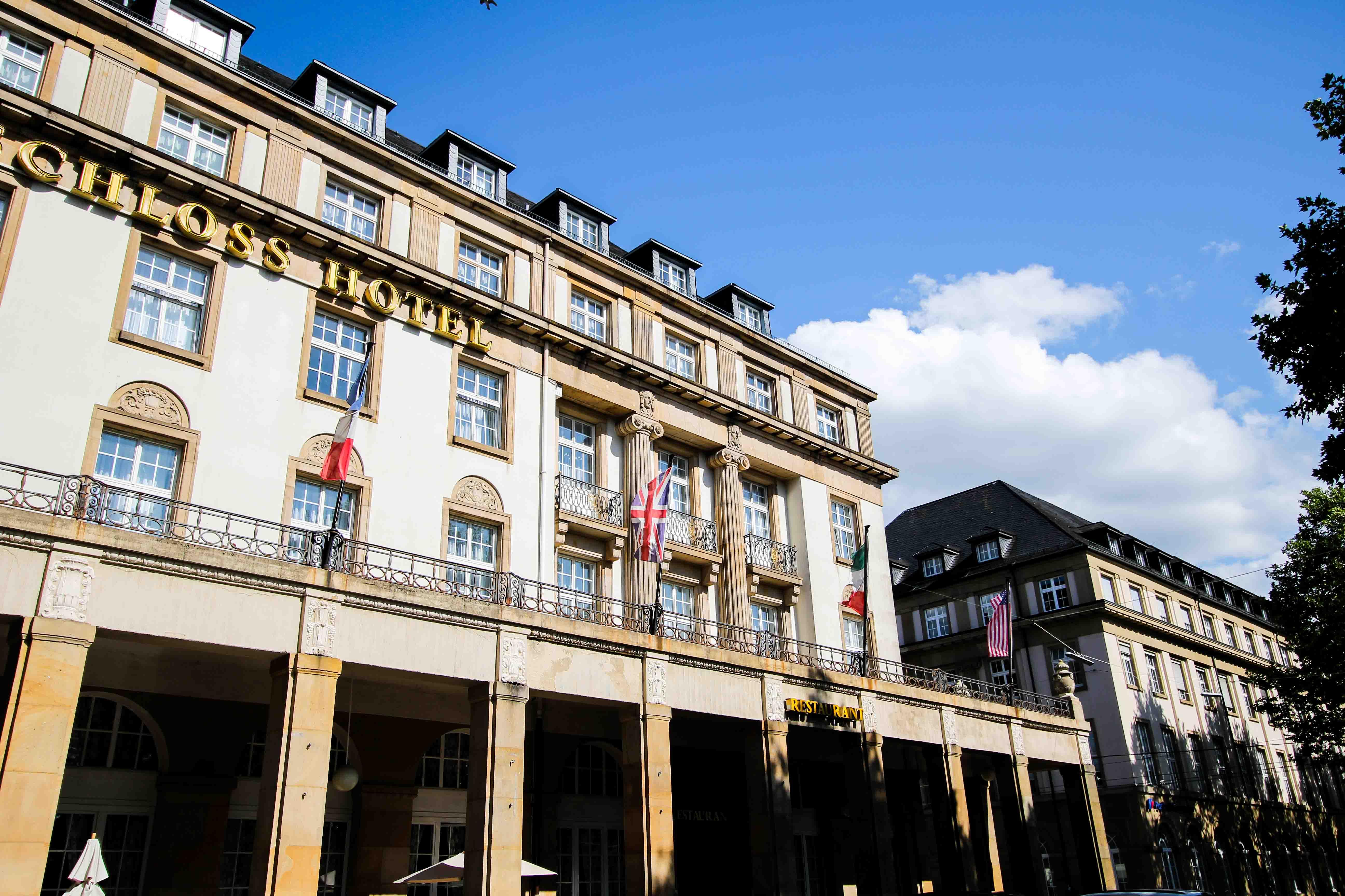 Schlosshotel Karlsruhe Luxushotel Hotel Review Reiseblog Brinisfashionbook