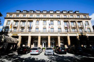 Schlosshotel Karlsruhe Luxushotel Hotel Review Reiseblog Deutschland Brinisfashionbook 2