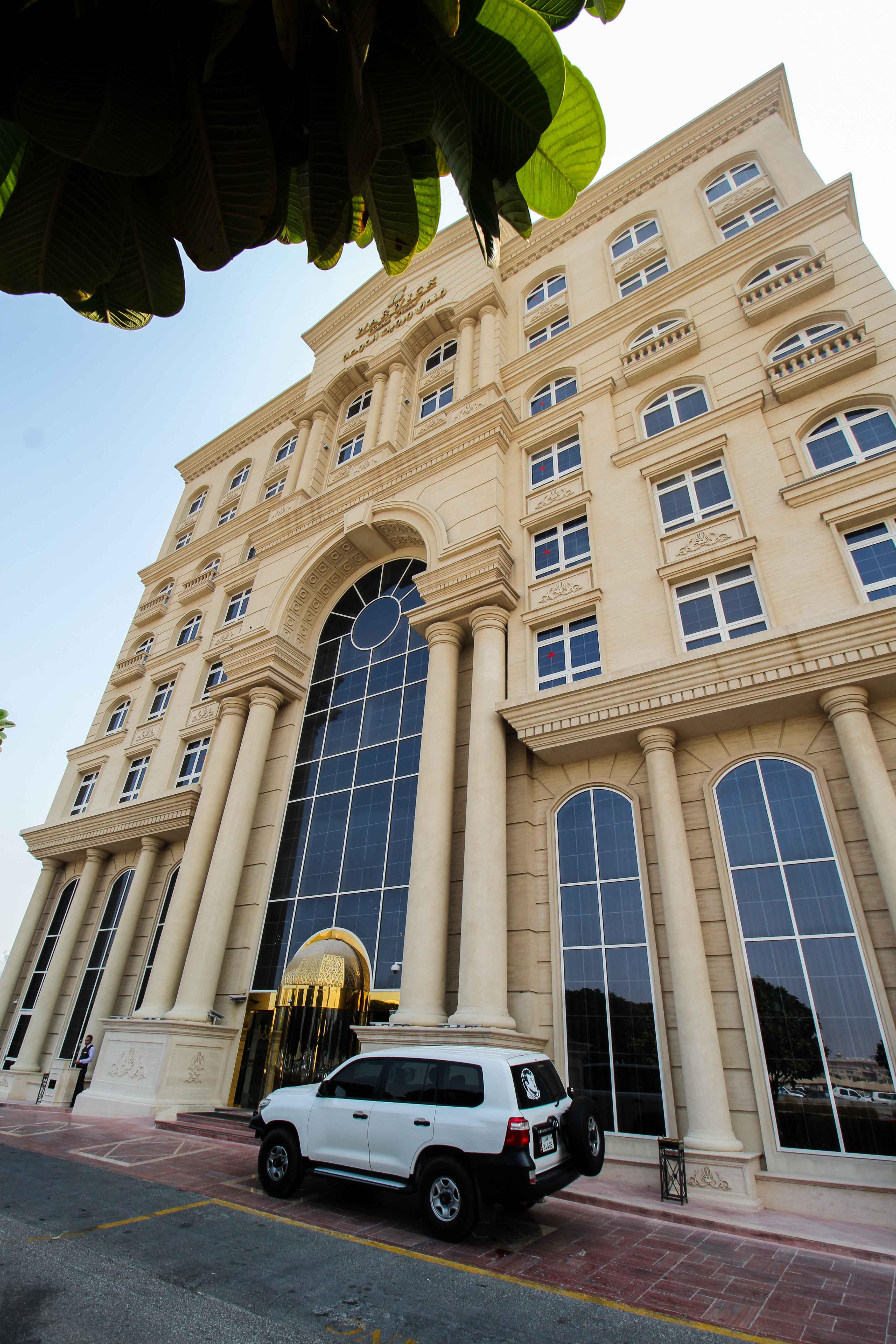 Warwick Hotel Doha Luxushotel 5 Sterne Hotel Qatar Reiseblog