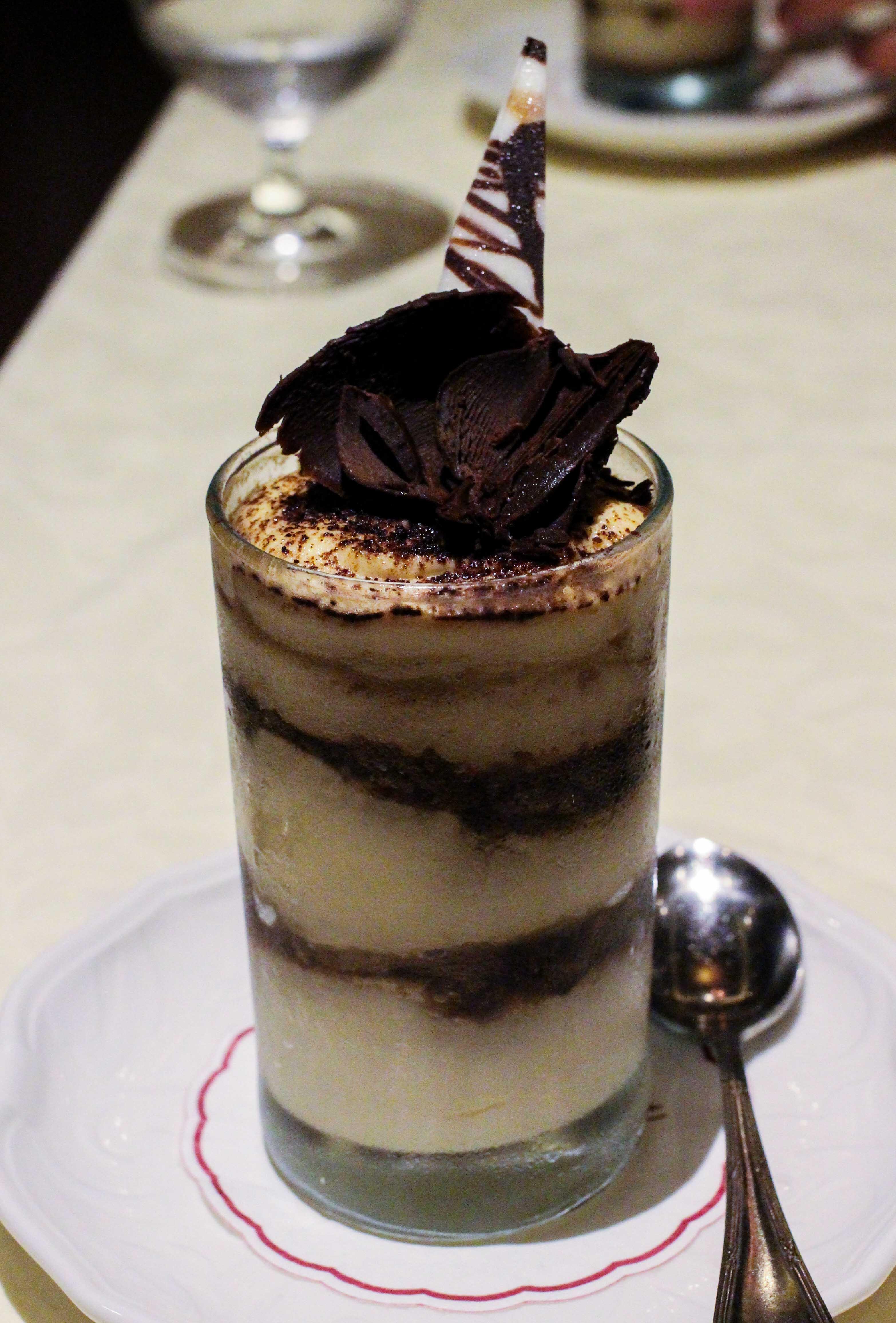 Warwick Hotel Doha Restaurant italienisch Tiramisu Luxushotel 5 Sterne Hotel Qatar Reiseblog