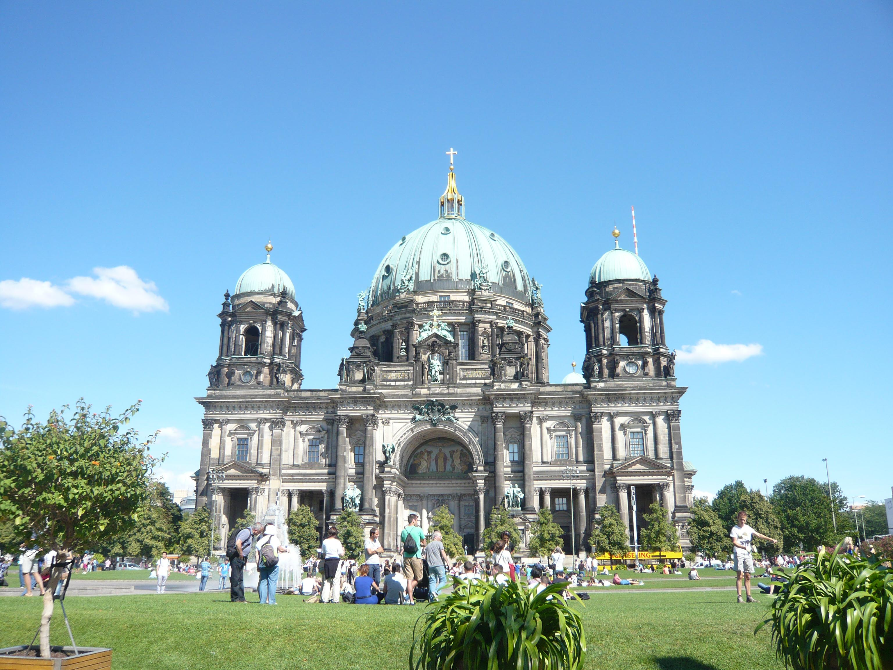 Berlin Sehenswürdigkeiten Reiseblog Berlin Eindrücke Brinisfashionbook Berliner Dom-2