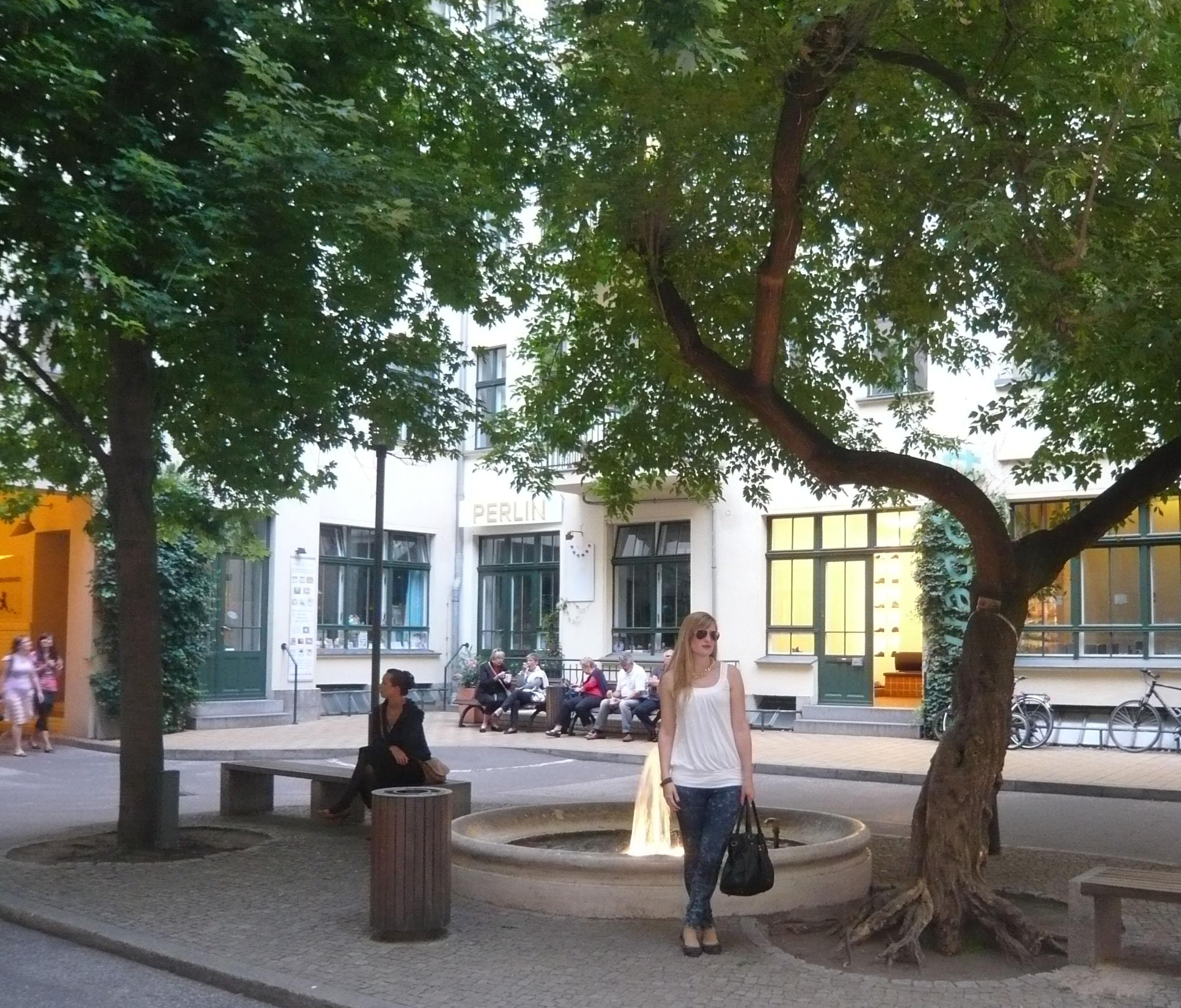 Berlin Sehenswürdigkeiten Reiseblog Berlin Eindrücke Brinisfashionbook Reichstag Hackesche höfe
