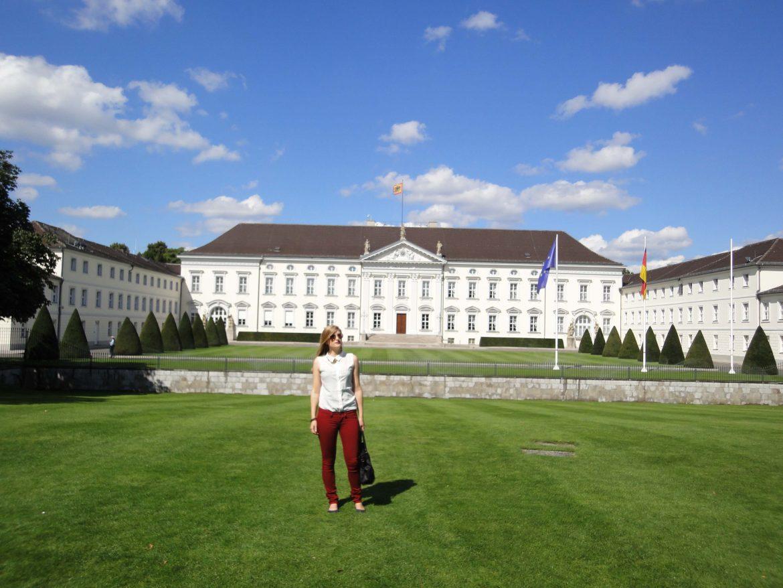 Berlin Sehenswürdigkeiten Reiseblog Berlin Eindrücke Brinisfashionbook Schloss Bellevue-2