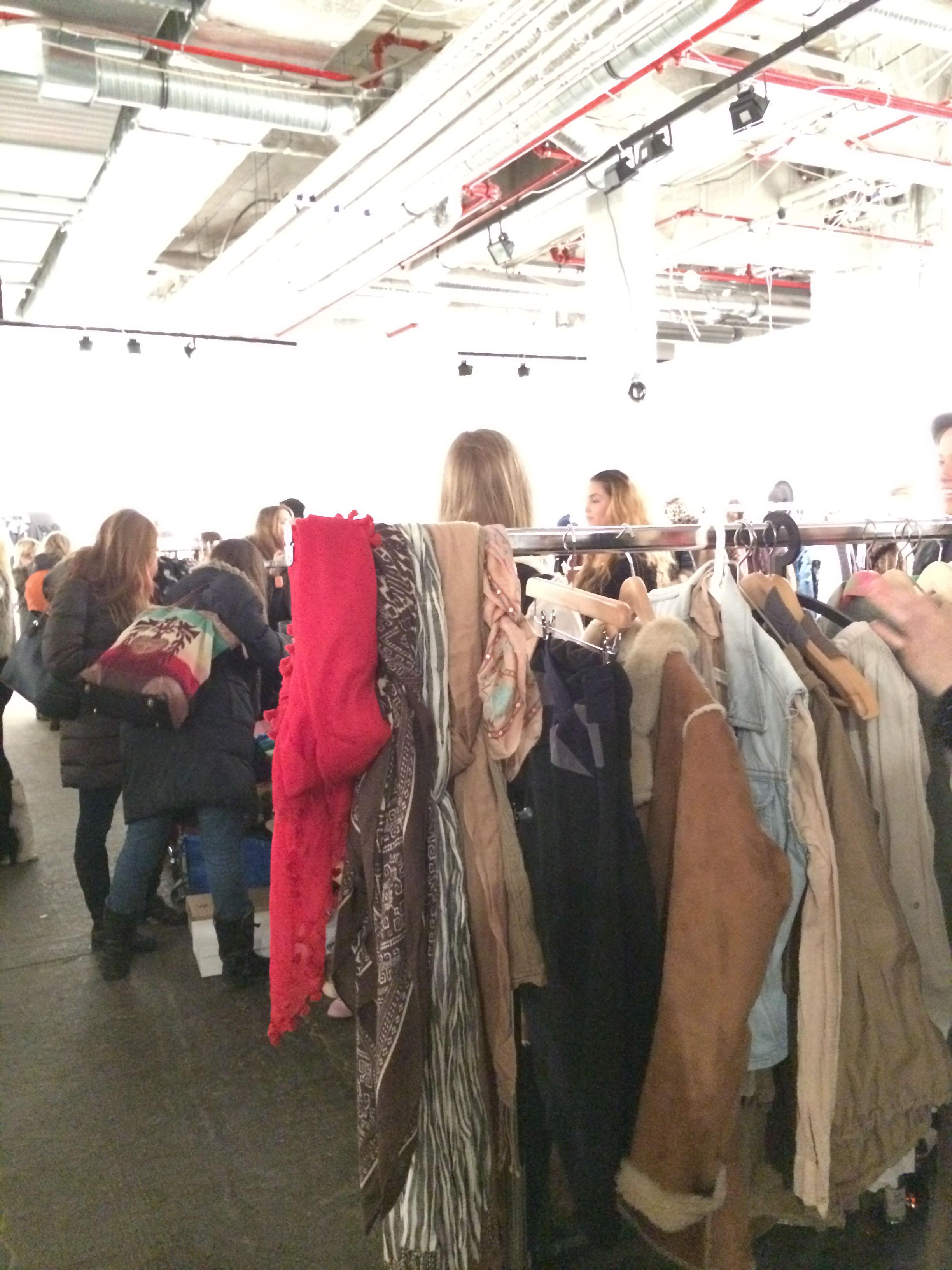 Blogger Bazaar Hamburg Eindrücke Flohmarkt Shopping Modeblogger Fashionblogger 2
