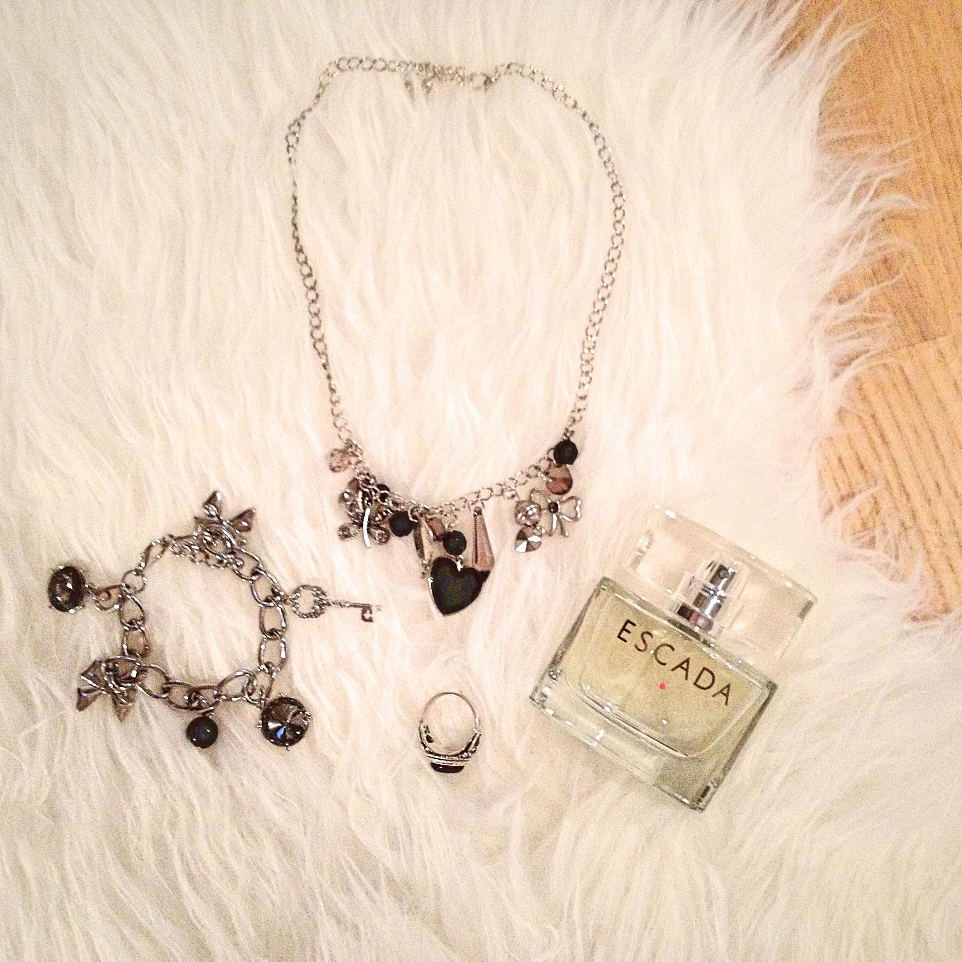 Kette Gold Schmuck Armband Accessoires Modeschmuck Blog