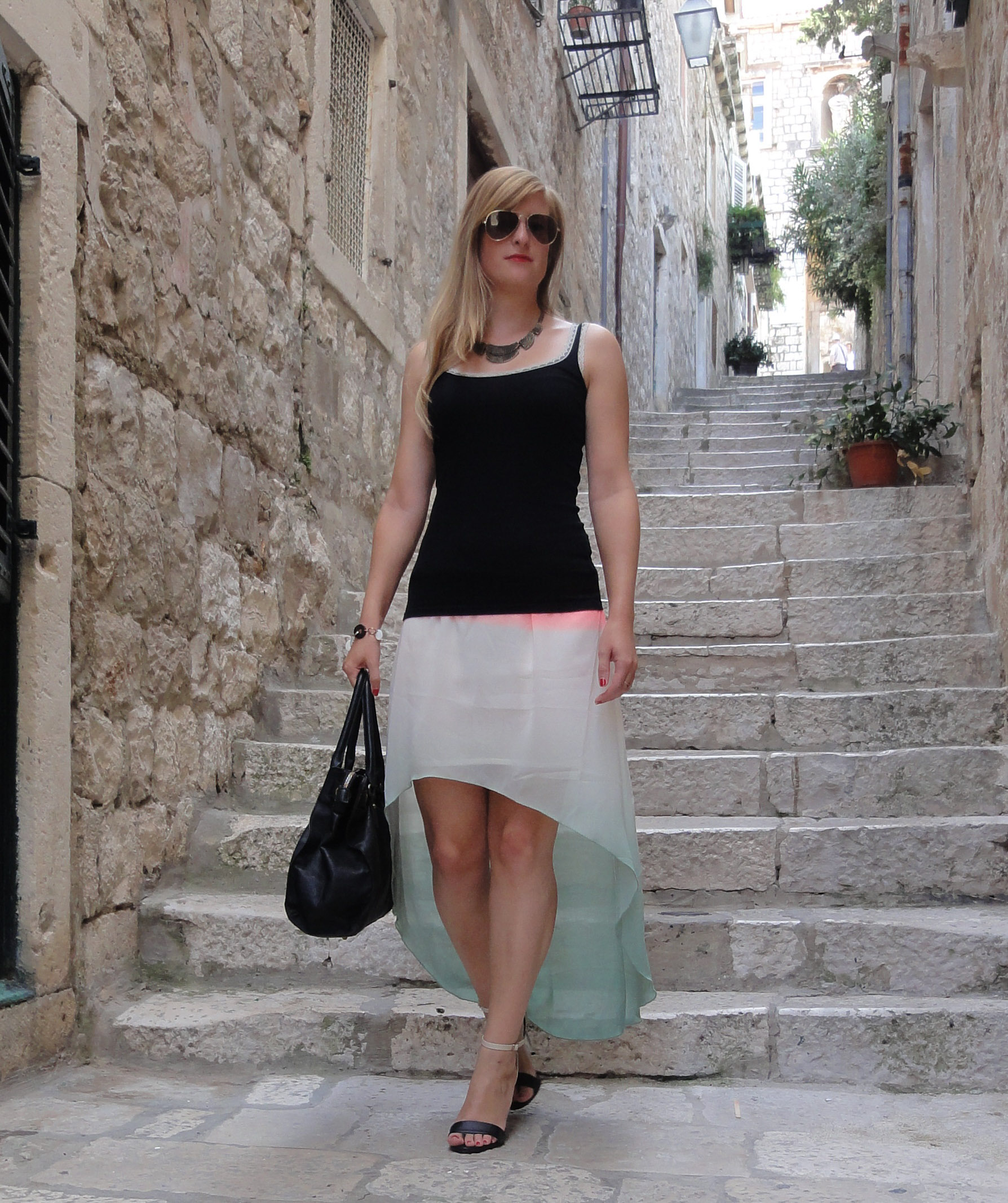 Mullet Skirt In Dubrovnik | Vokuhila Rock Richtig ...