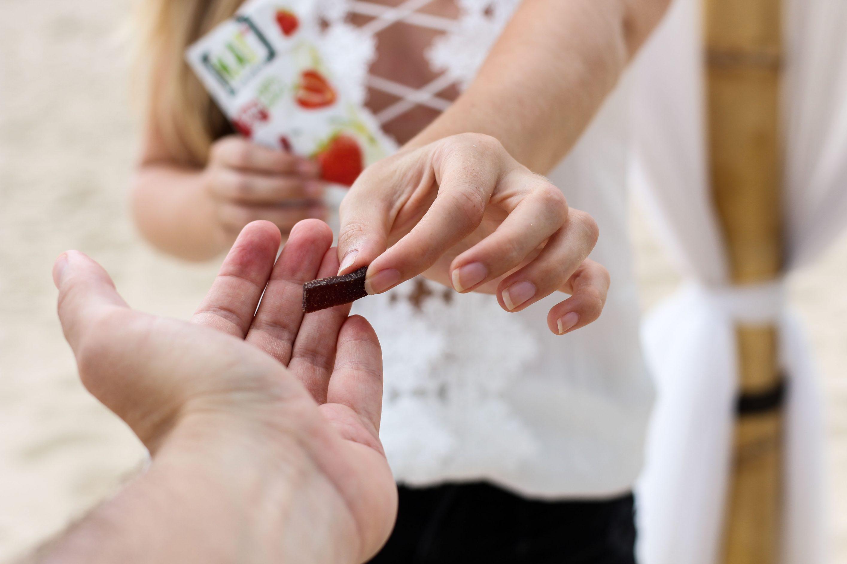 Nature Addicts N.A. Frucht Snacks vegan glutenfrei ohne Zusatzstoffe Tipps fürs Handgepäck bei Flugreisen Reiseblog BrinisFashionBook 2