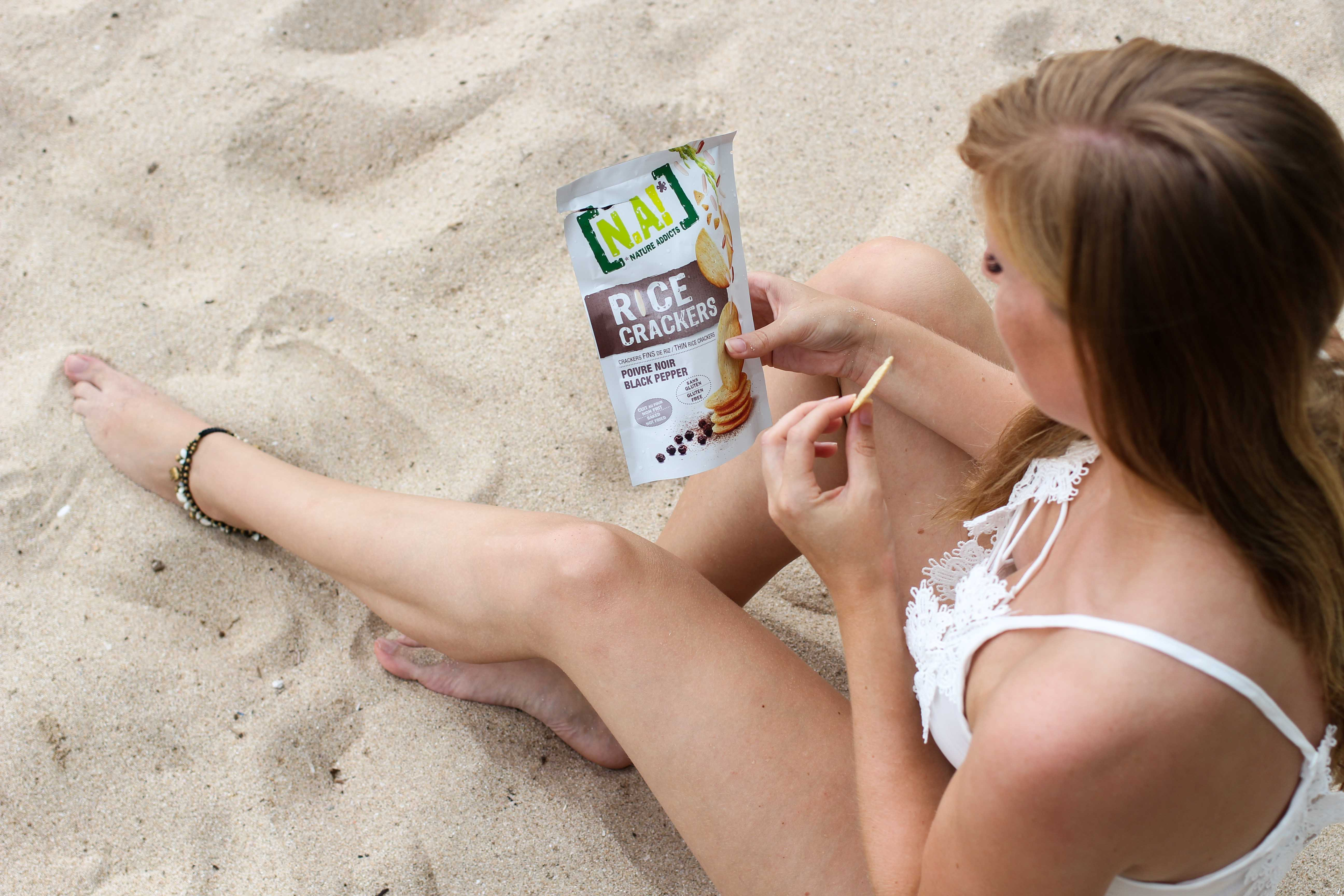 Nature Addicts N.A. Snacks vegan glutenfrei ohne Zusatzstoffe Tipps fürs Handgepäck bei Flugreisen Reiseblog BrinisFashionBook