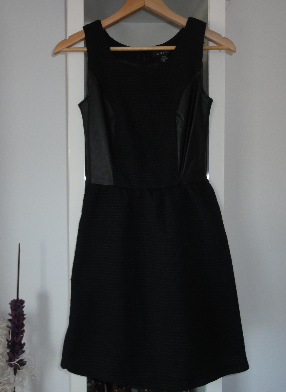 Winterkleid schwarz Shopping Haul Primark New Yorker Shopping Ausbeute Köln Modeblog New in