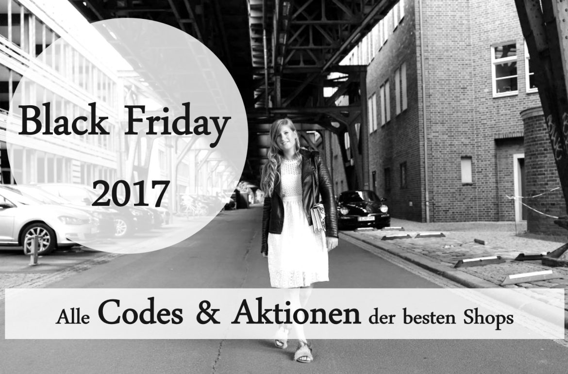 Black Friday Codes Aktionen Rabatte Shops Cyber Week Angebote Blog