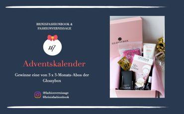 Blogger Adventskalender November Glossybox 2017 Dear Santa Glossybox rosa Gewinnspiel Blog 5