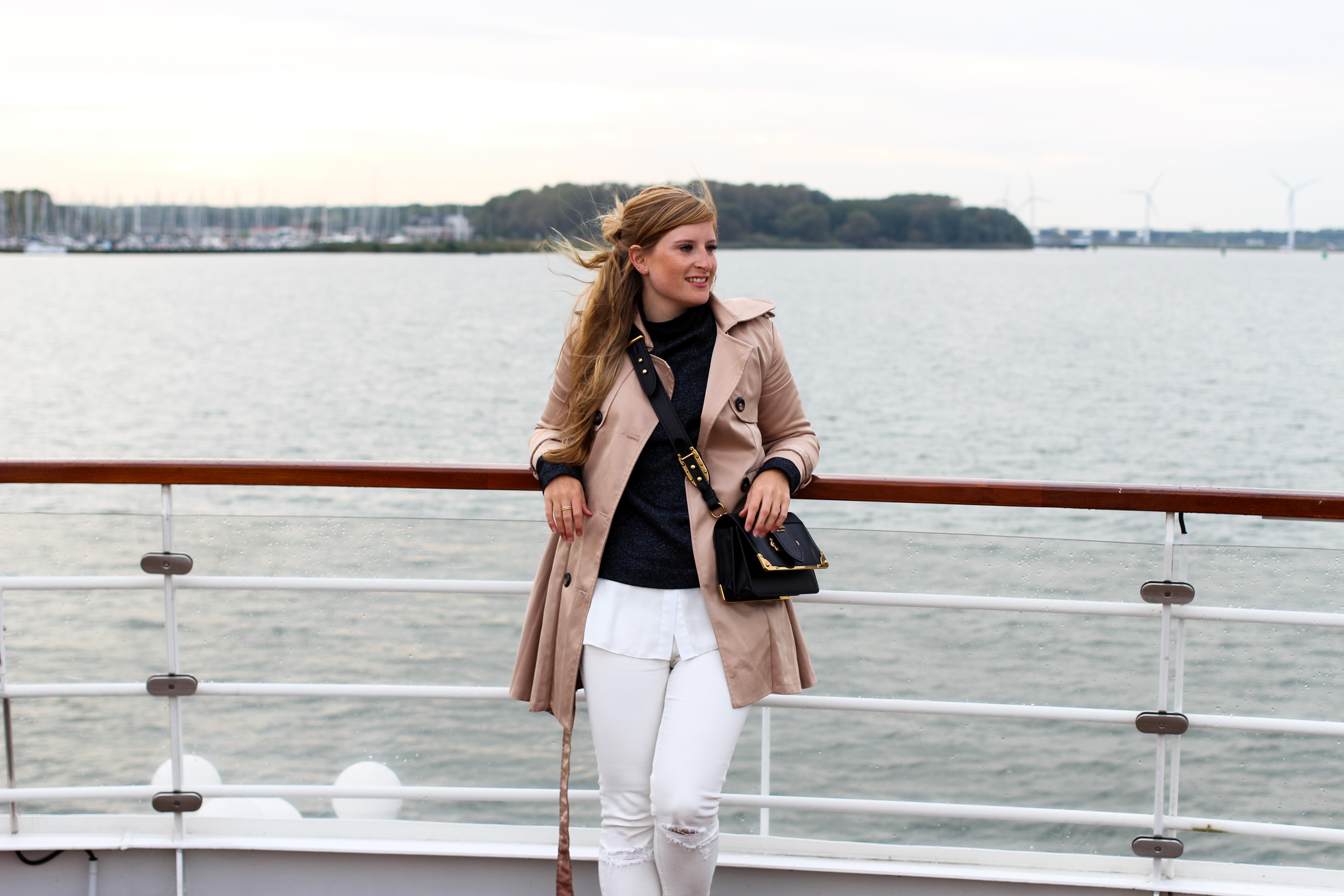 Flusskreuzfahrt A-ROSA SILVA Kreuzfahrtschiff Flusskreuzfahrt Reiseblog Brinisfashionbook
