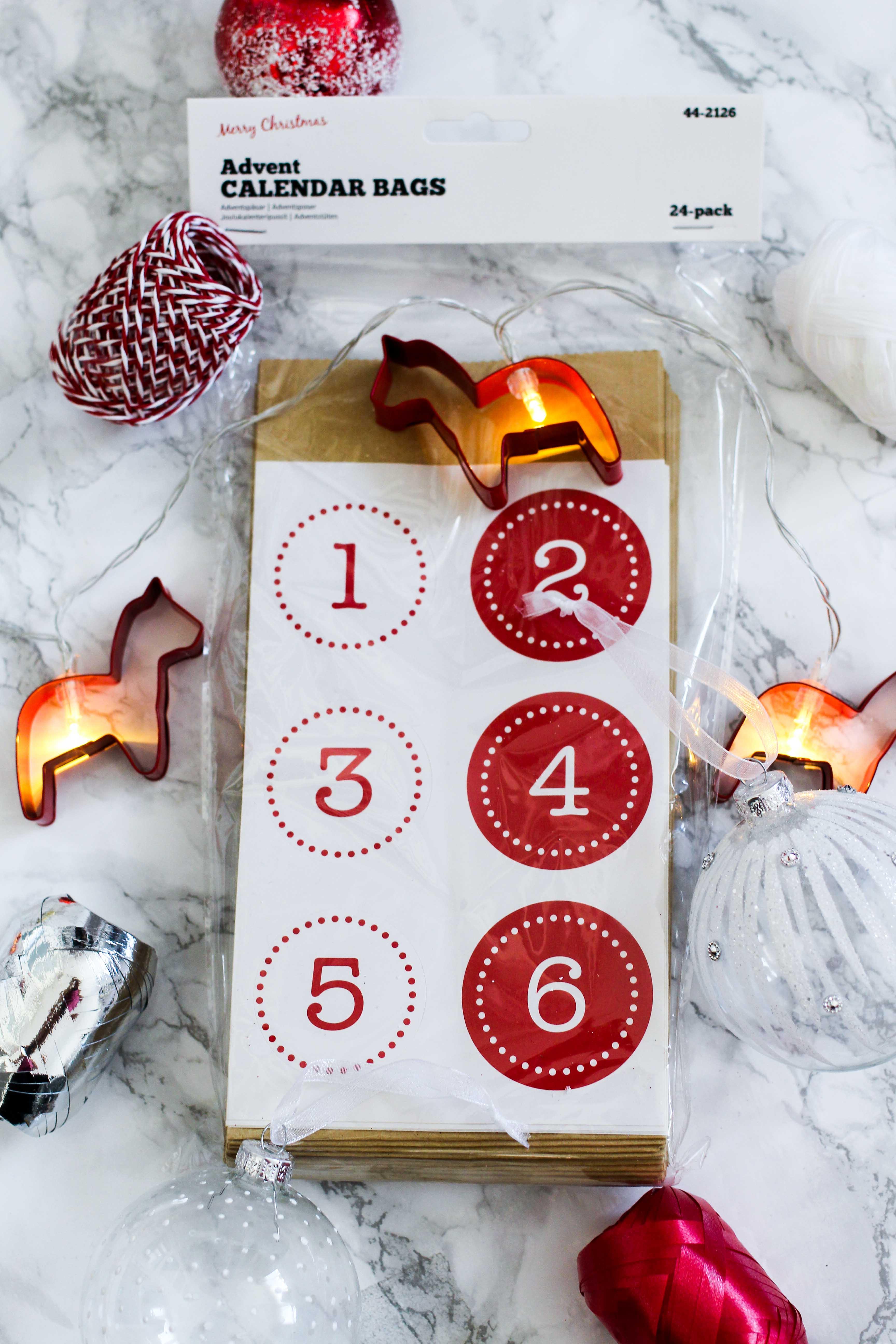Geschenke kreativ einpacken Weihnachten Kreativer Christmas Gift Wrapping Guide Clas Ohlson Adventskalender selber machen