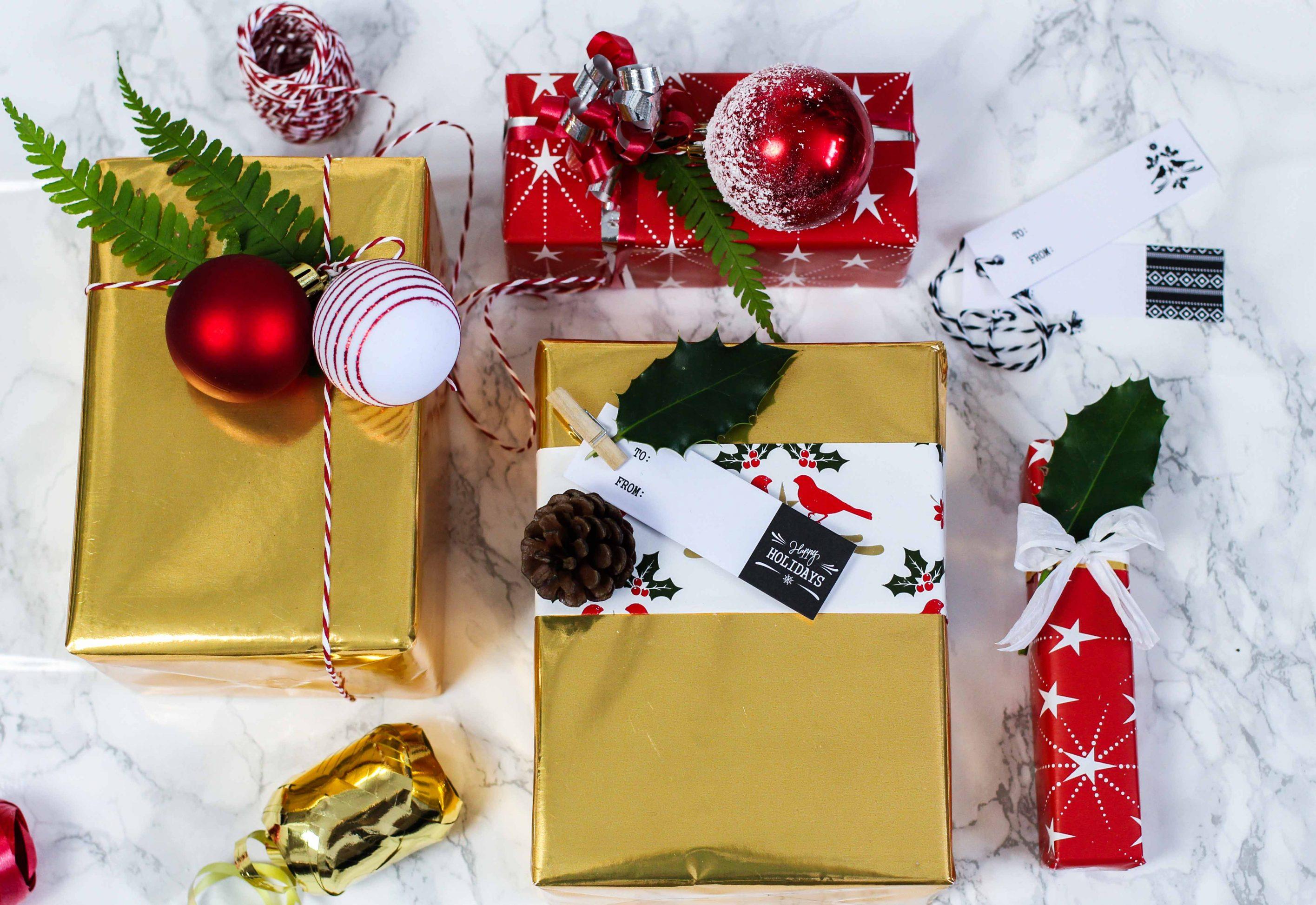 Ideen Weihnachten.Geschenke Kreativ Einpacken Fur Weihnachten Kreativer