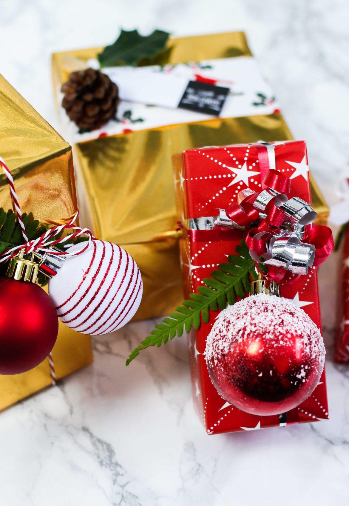 Geschenke kreativ einpacken Weihnachten Kreativer Christmas Gift ...