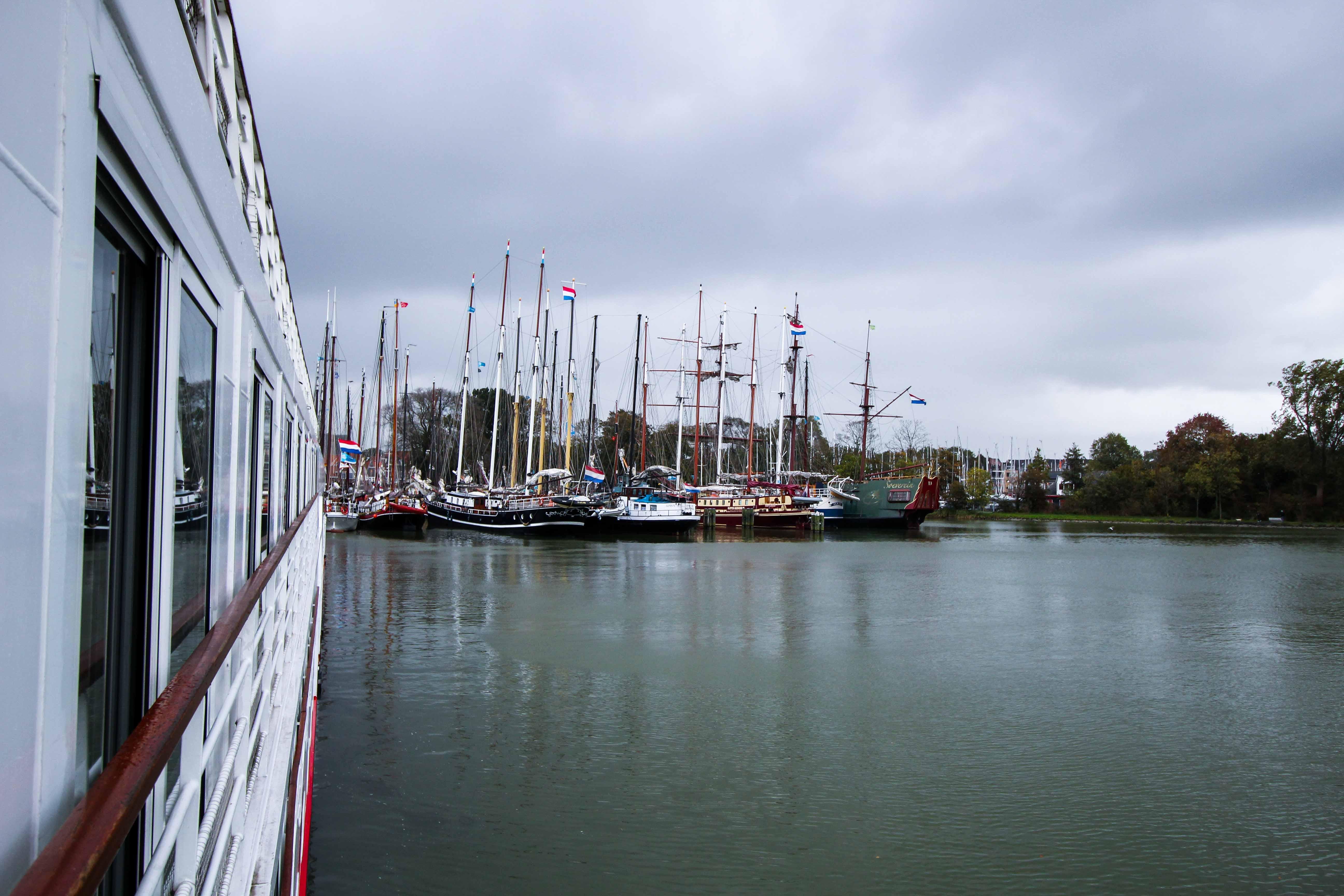 Hoorn Flusskreuzfahrt A-ROSA SILVA Kreuzfahrtschiff Rhein Erlebnis Kurs Amsterdam Erfahrung Flusskreuzfahrt Reiseblog