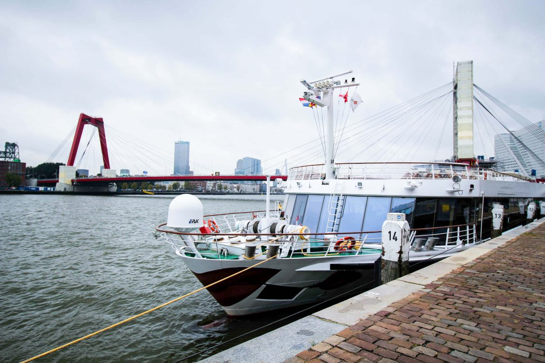 Rotterdam Flusskreuzfahrt A-ROSA SILVA Kreuzfahrtschiff Rhein Erlebnis Kurs Amsterdam Erfahrung Flusskreuzfahrt Reiseblog-2