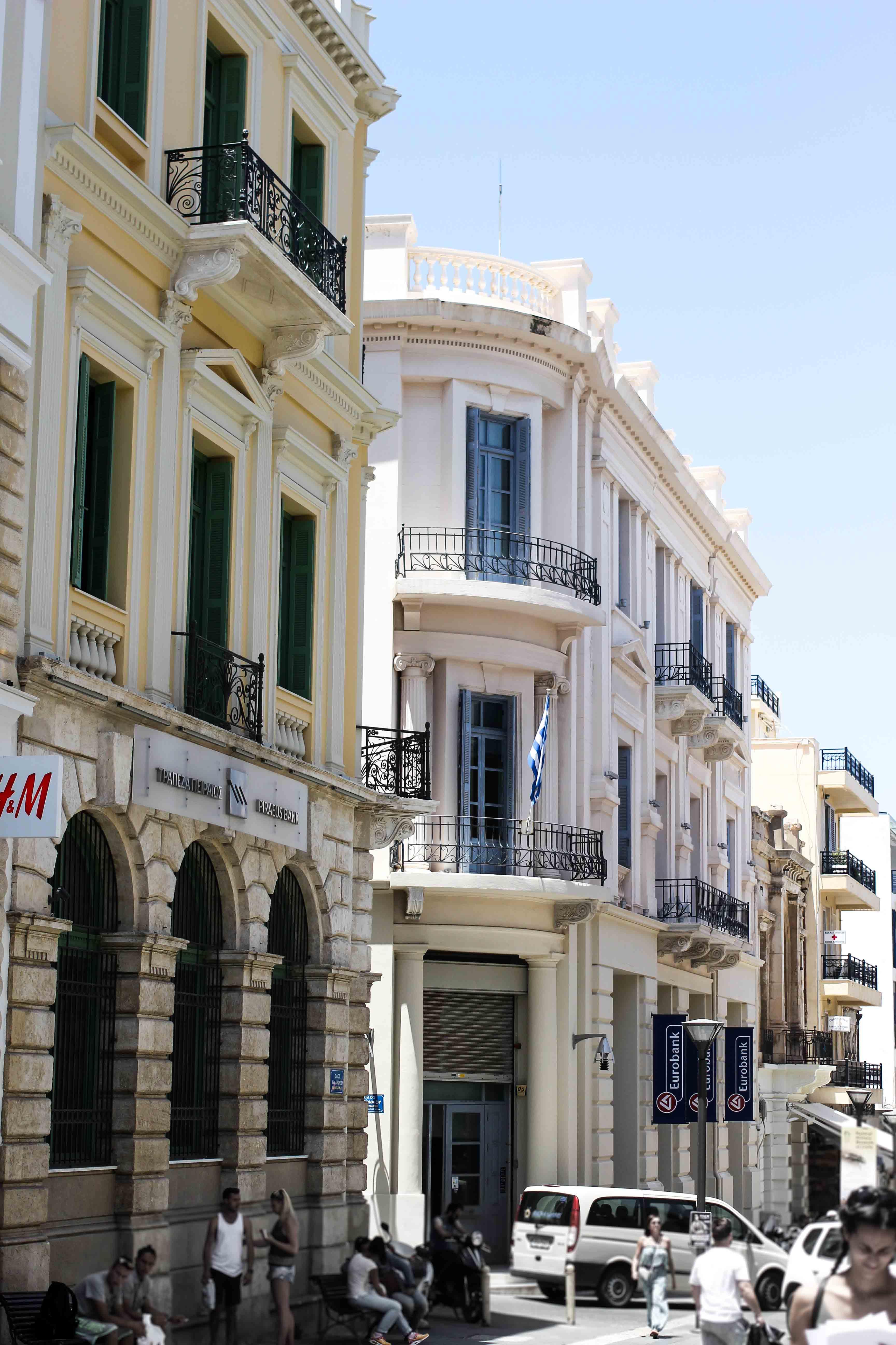 Top Kreta Sightseeing Kreta Sehenswürdigkeiten für einen Tagesausflug Heraklion Innenstadt Reiseblog