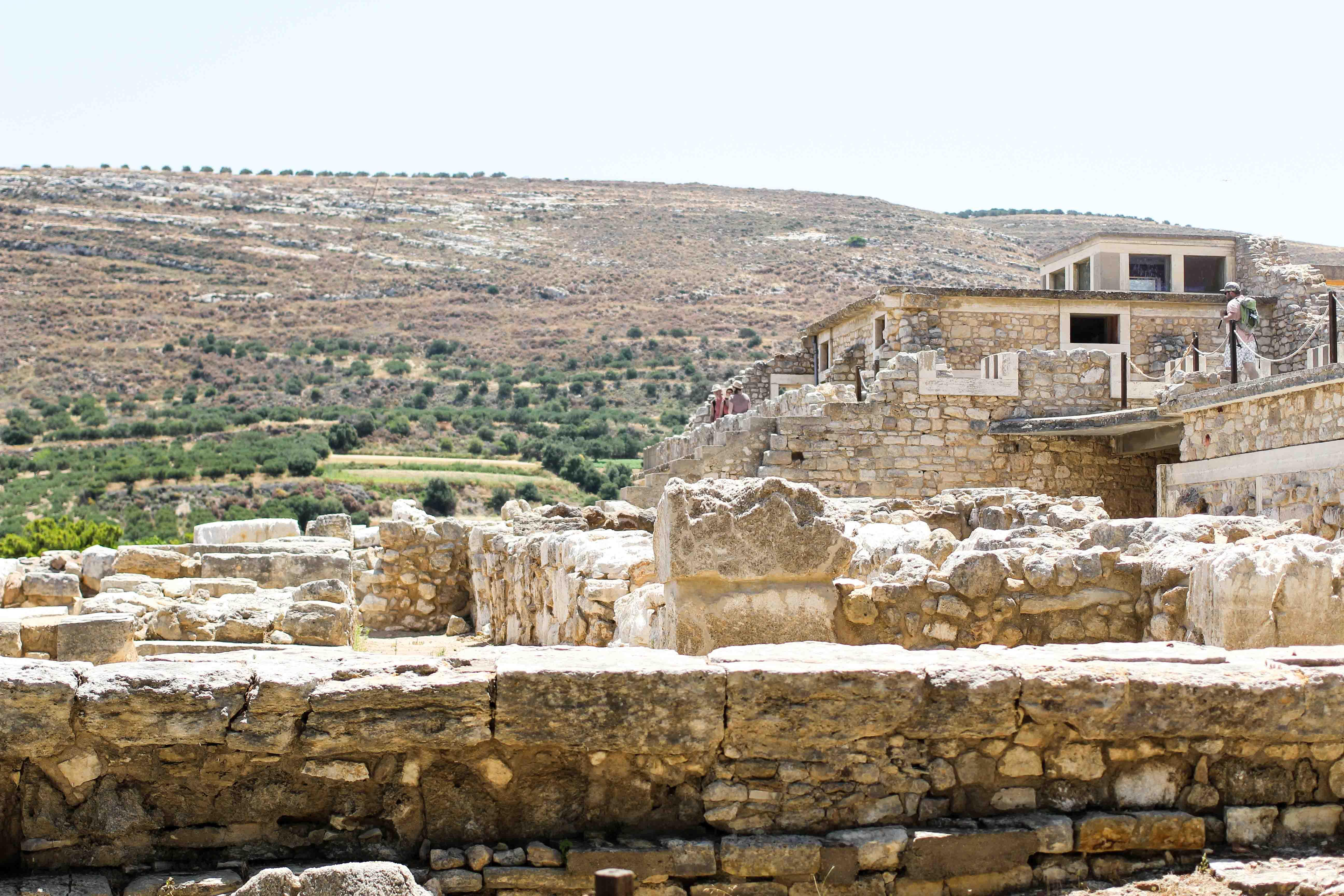 Top Kreta Sightseeing Kreta Sehenswürdigkeiten für einen Tagesausflug Knossos Ruinen