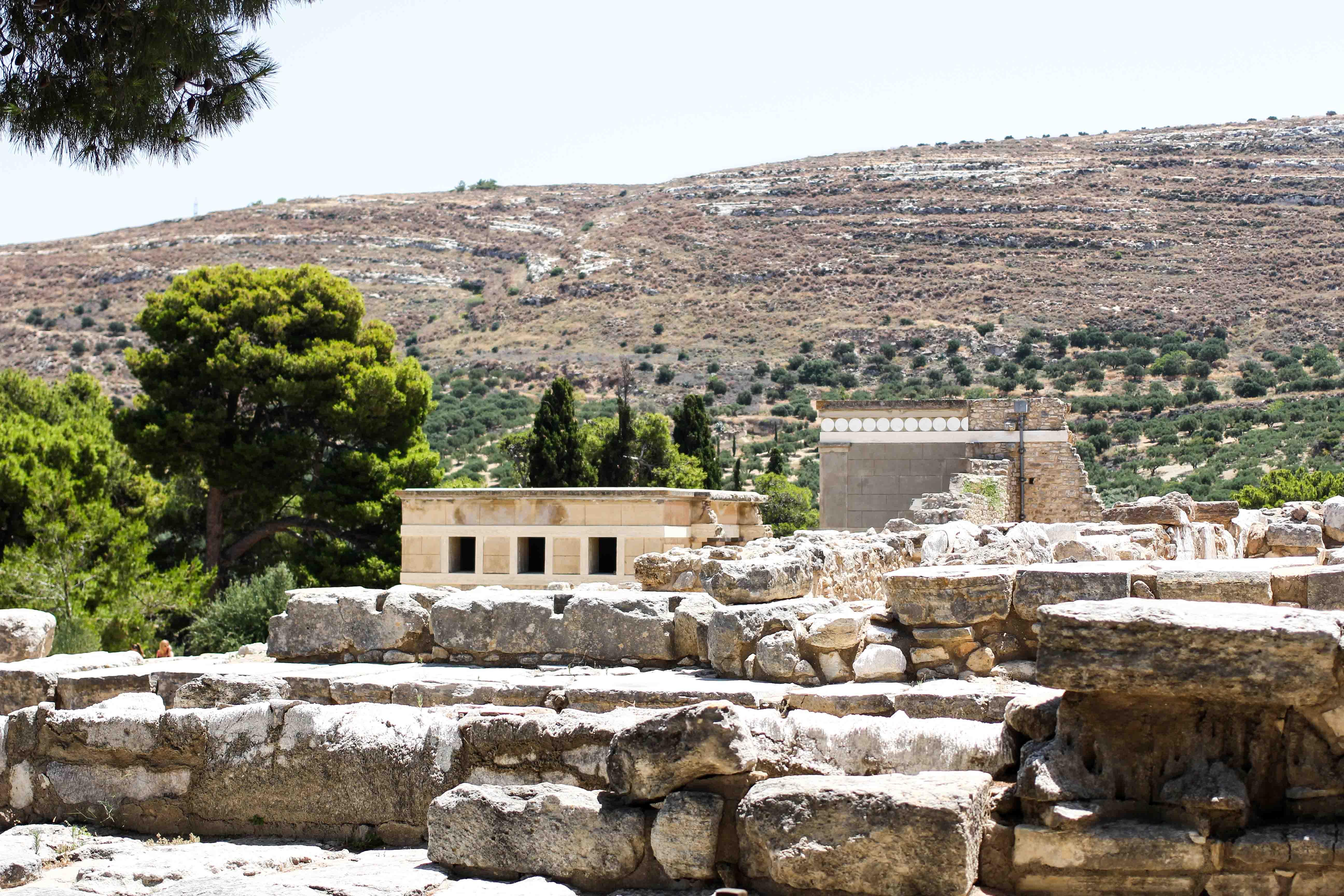 Top Kreta Sightseeing Kreta Sehenswürdigkeiten für einen Tagesausflug Knossos