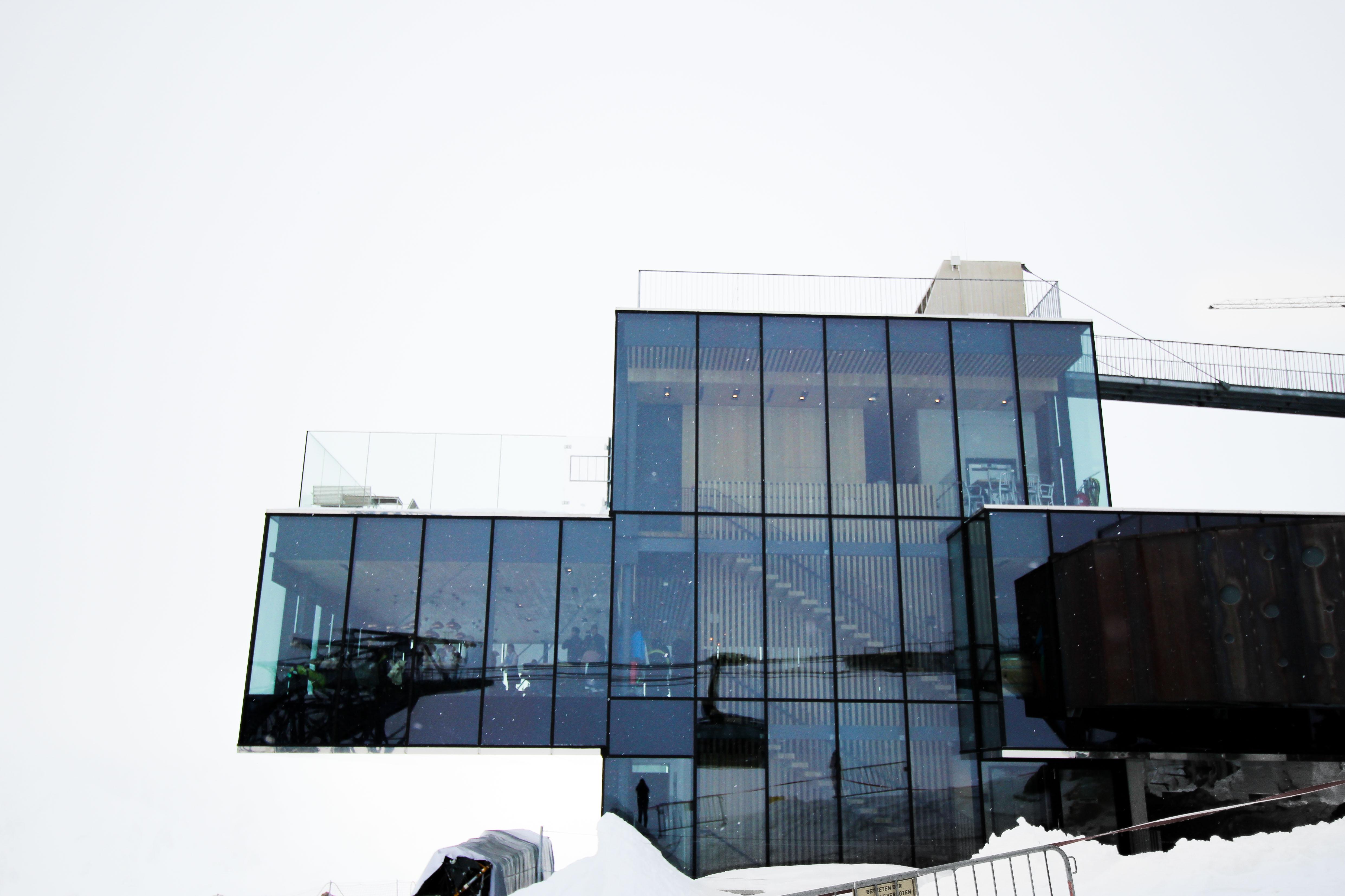 Gourmet-Restaurant iceQ Sölden Tirol Österreich James Bond Location Spectre 3000m Gaislachkogl Reiseblog 2