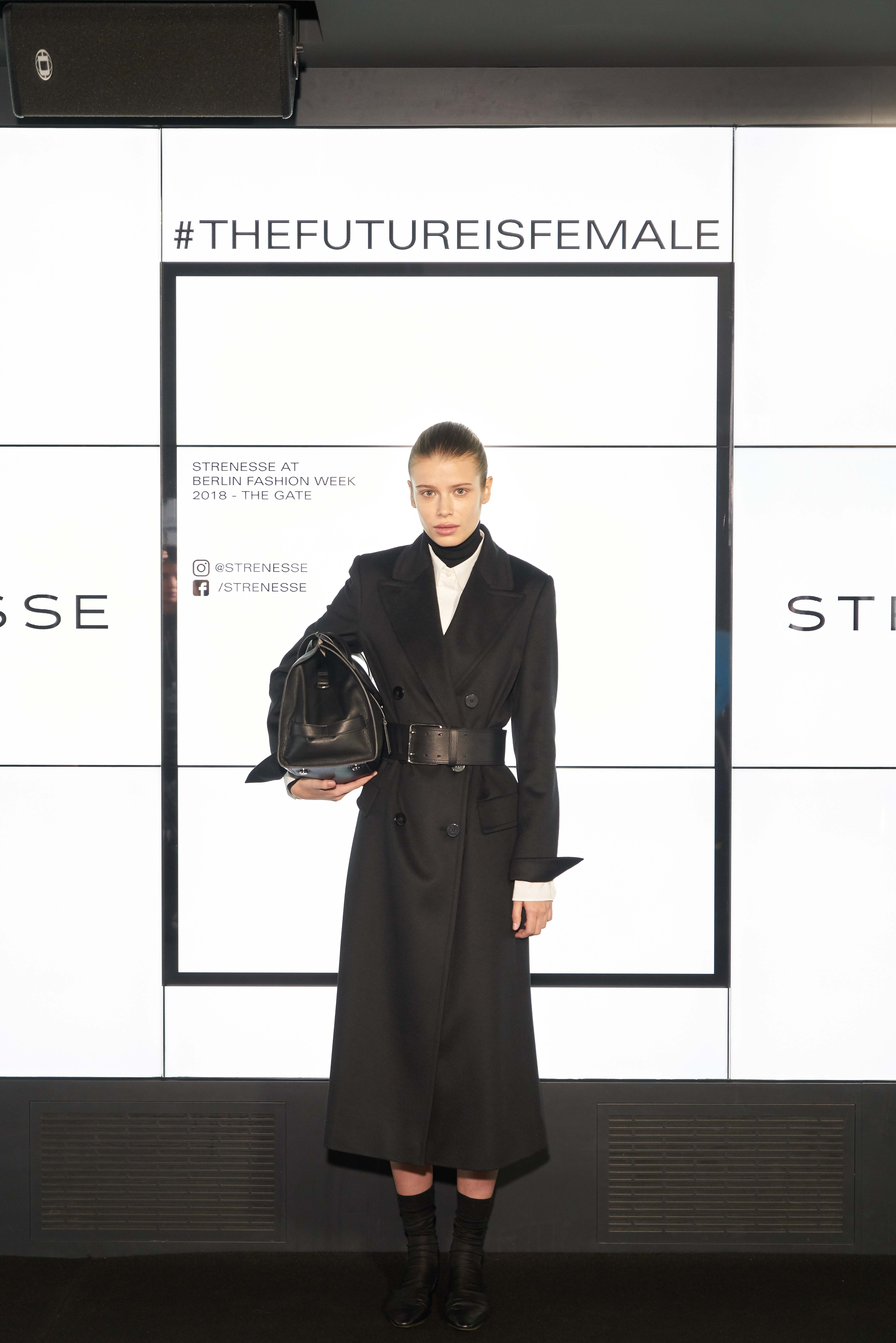 Berlin Fashion Week A W 2018 Herbst Und Winter Trends 2018