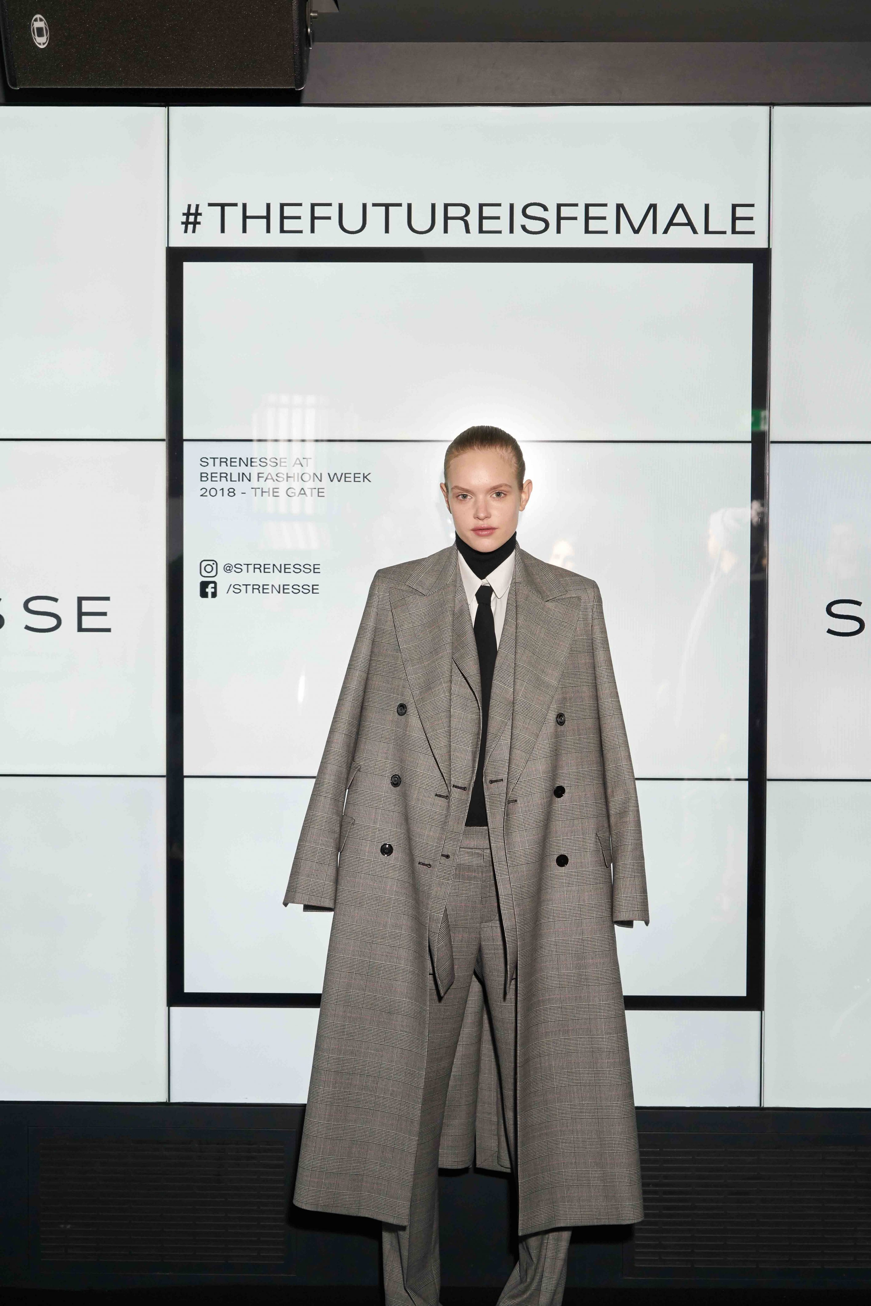 STRENESSE_BMS_16.01.2018_Look 8 Herbst winter Trends 2018 Karo karriert Modeblog AUTUMN WINTER 2018 2019