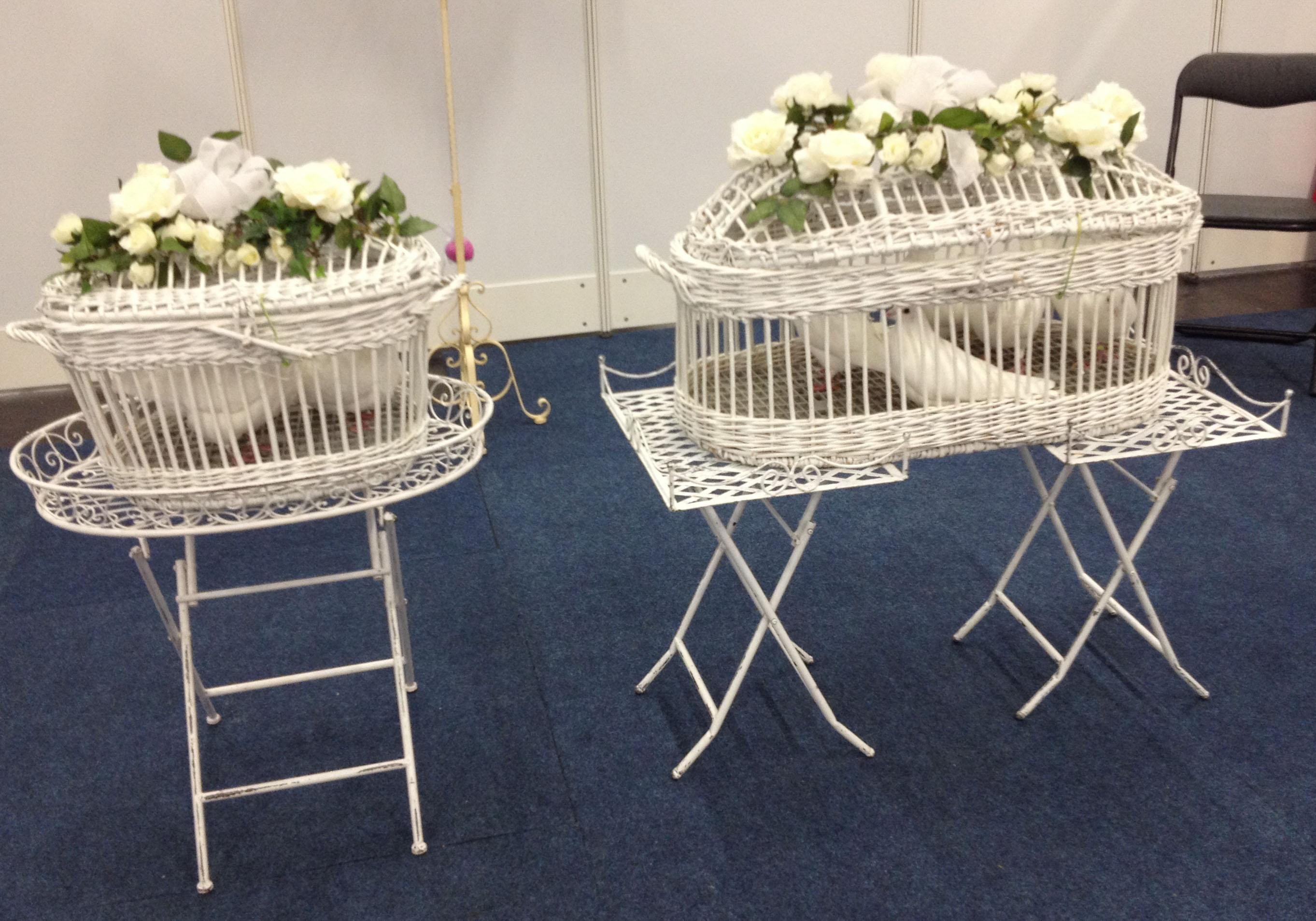 Hochzeitsmesse Impressionen Hochzeit heiraten Brautkleid Blumenstrauß dekoration