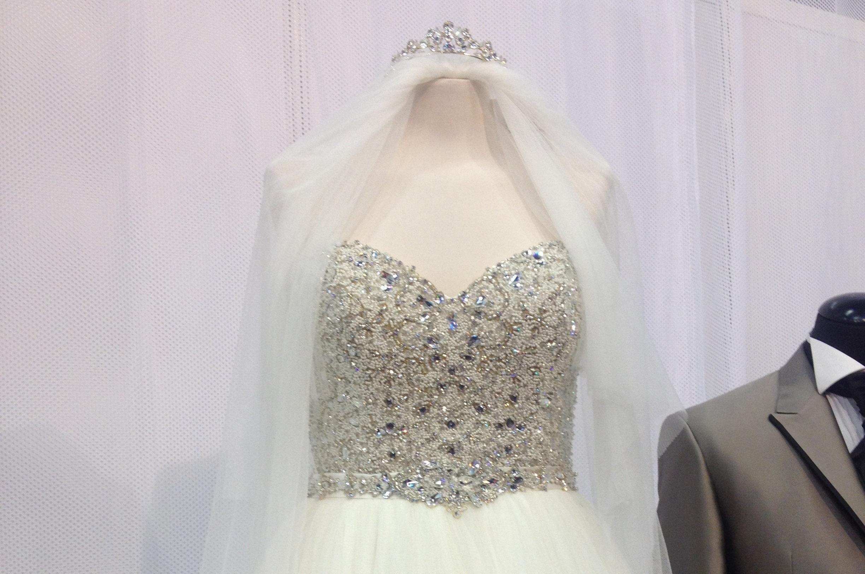 Wedding Dress Hochzeitsmesse Impressionen Hochzeit heiraten Brautkleid hochzeitskleid