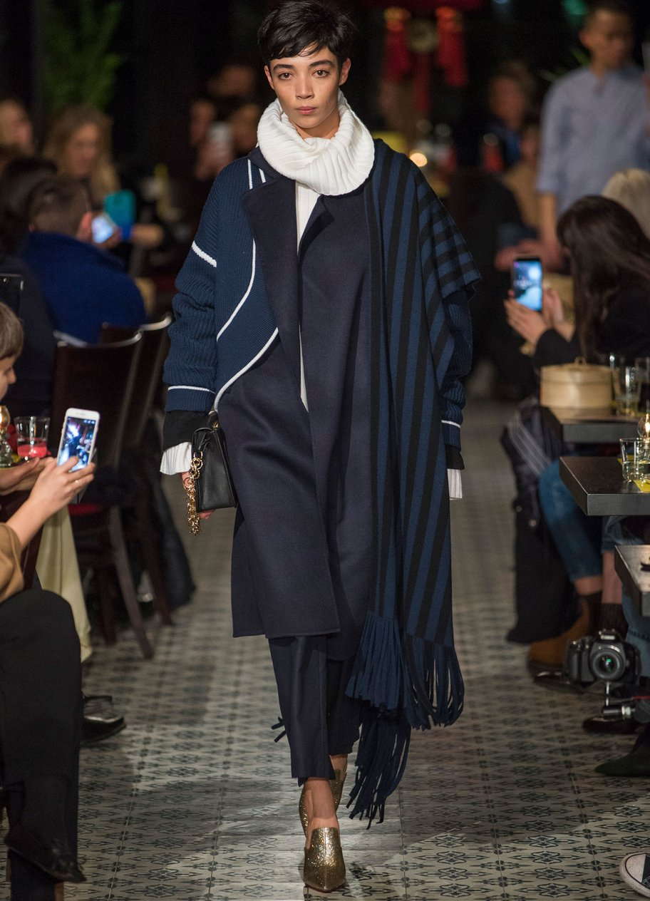 WilliamFan Berlin Fashion Week autumn winter 2018 Herbst und Winter Trends 2018 2019 Layering
