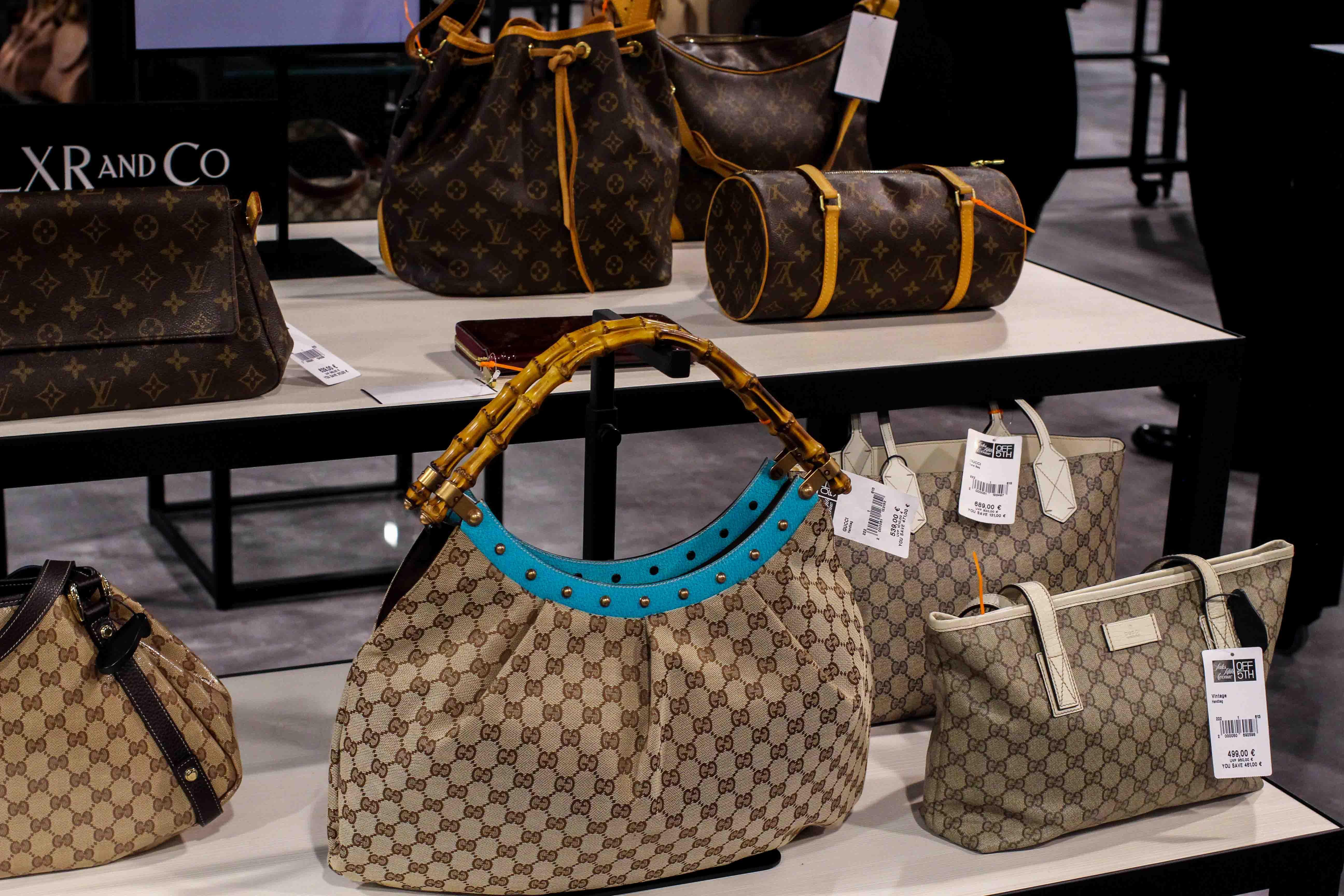 LXR & Co Taschen Store Opening Saks OFF 5th Avenue Bonn Premium-Marken Outletpreis Designer Outlet Bonn Modeblog