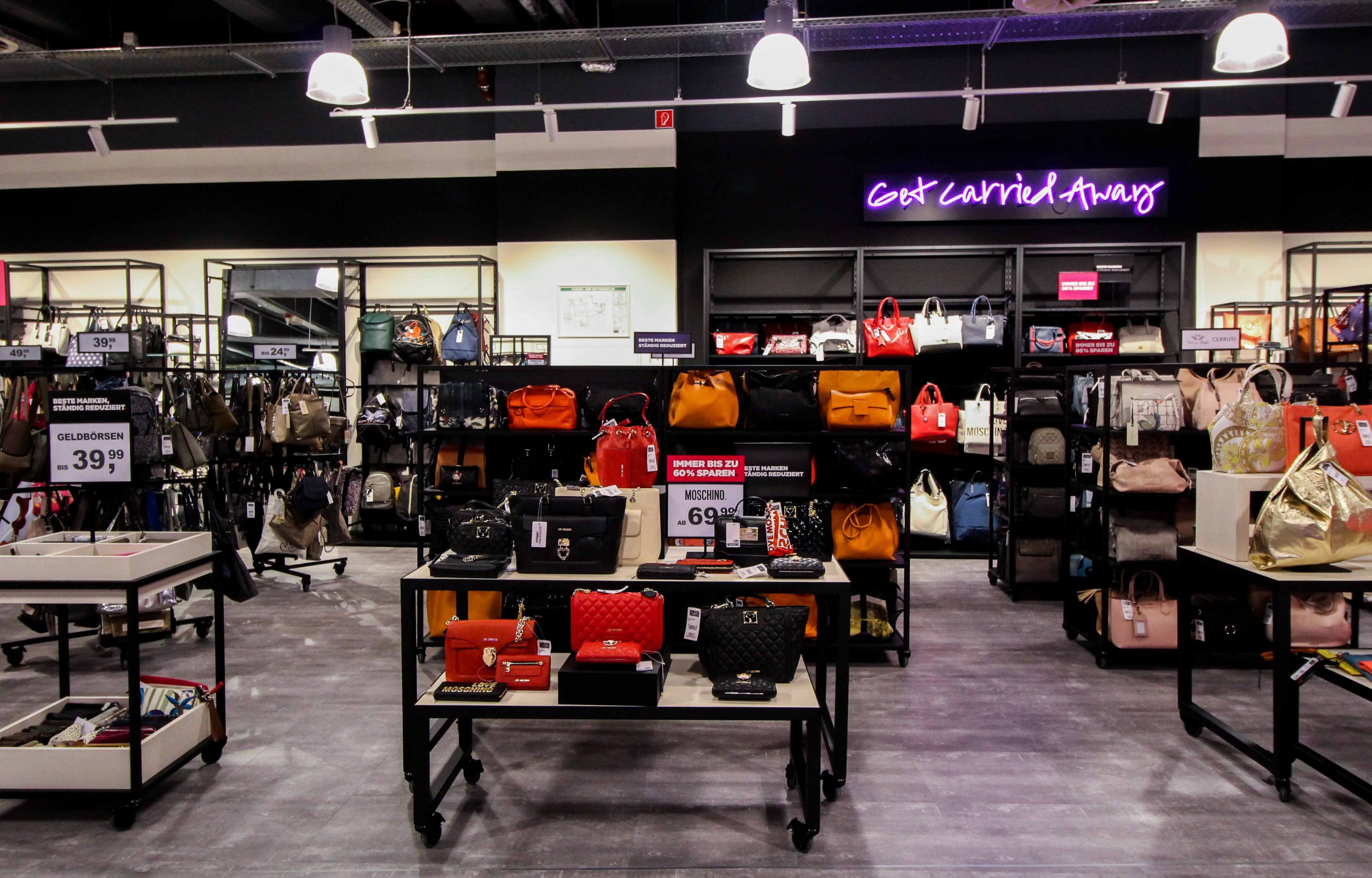 store opening von saks off 5th avenue in bonn | premium
