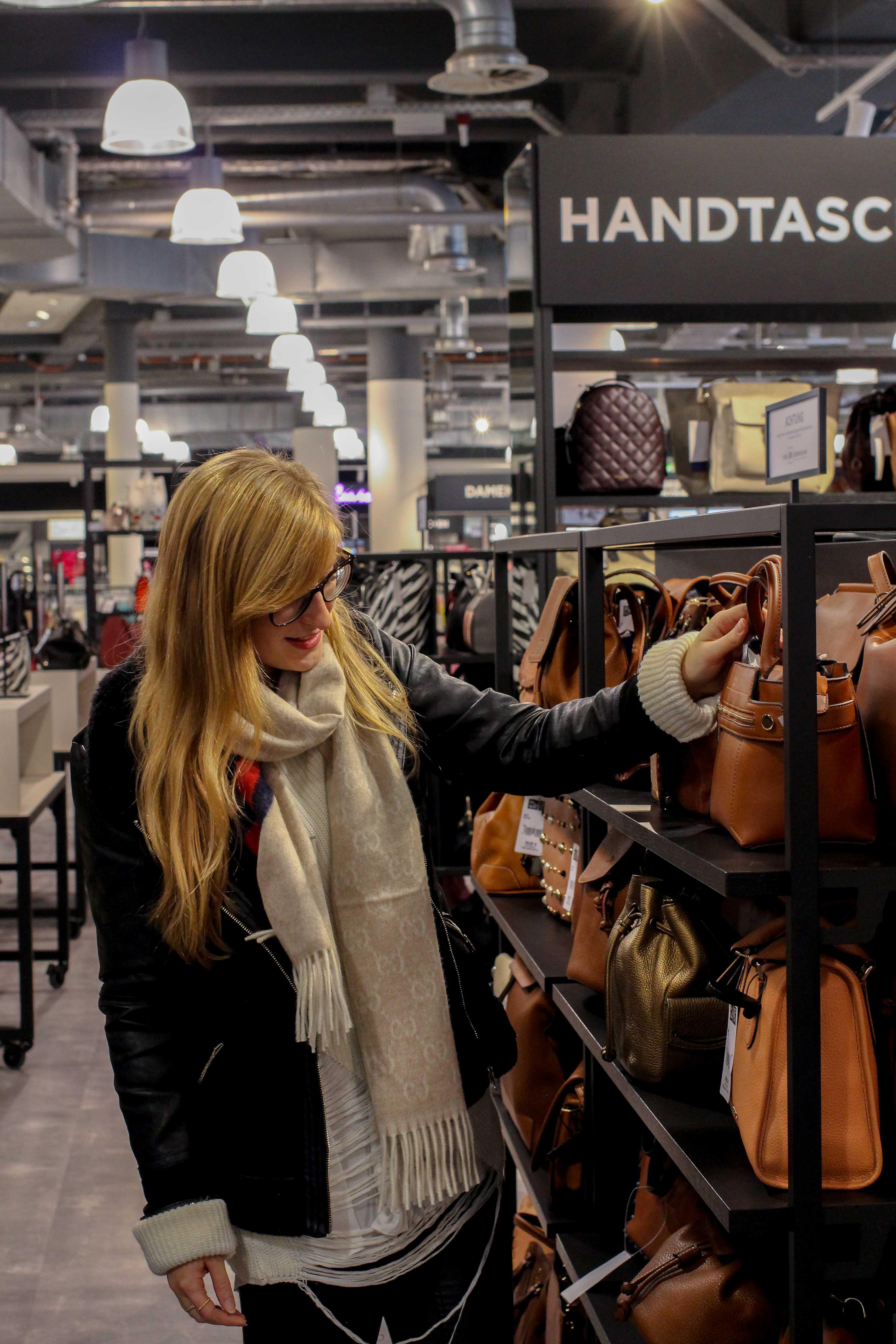 Store Opening Saks OFF 5th Avenue Bonn Premium-Marken Outletpreis Designer Outlet Bonn Modeblog Bonn Brinisfashionbook