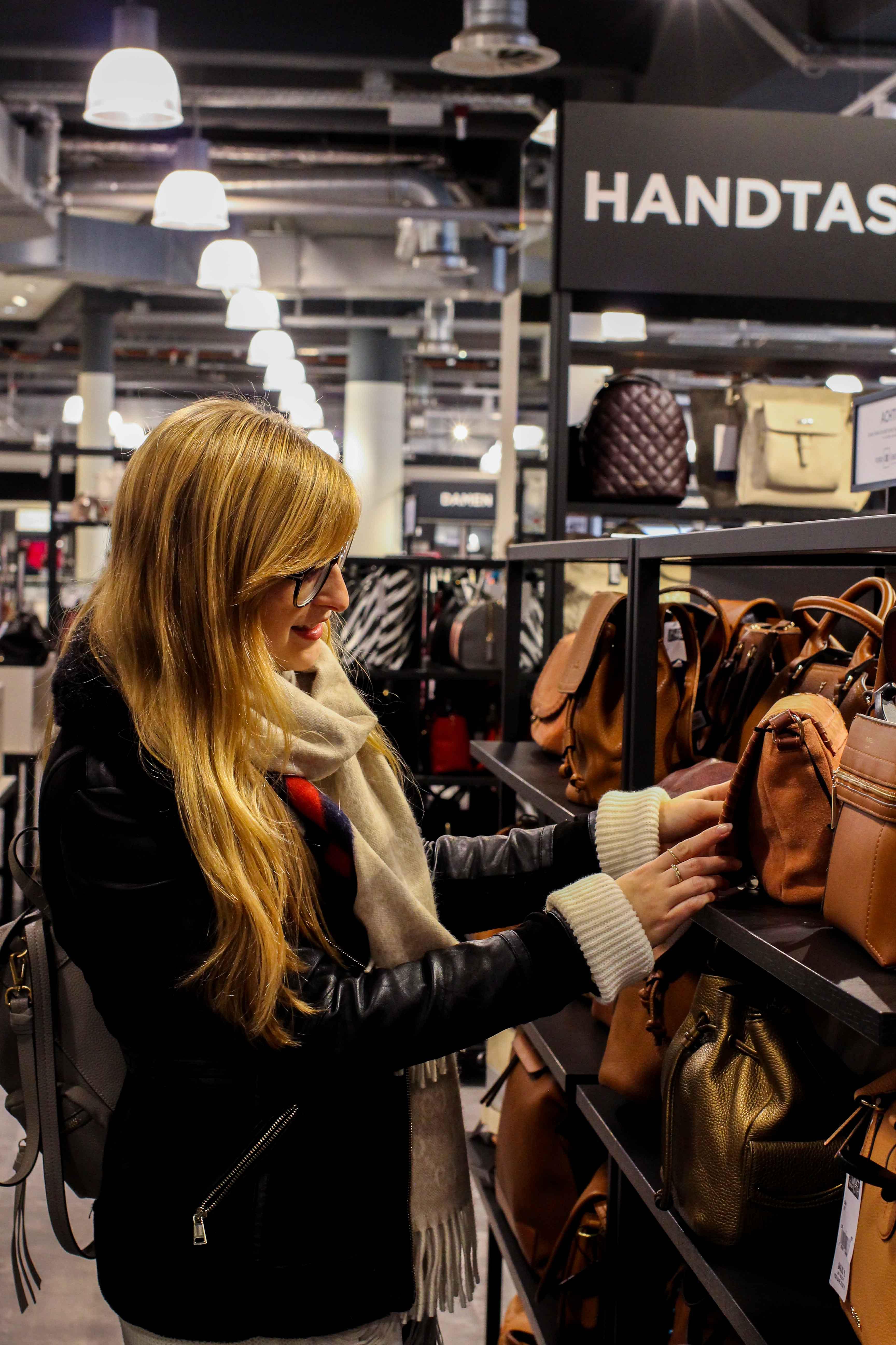 Store Opening Saks OFF 5th Avenue Bonn Premium-Marken Outletpreis Designer Outlet Bonn Modeblog Brinisfashionbook