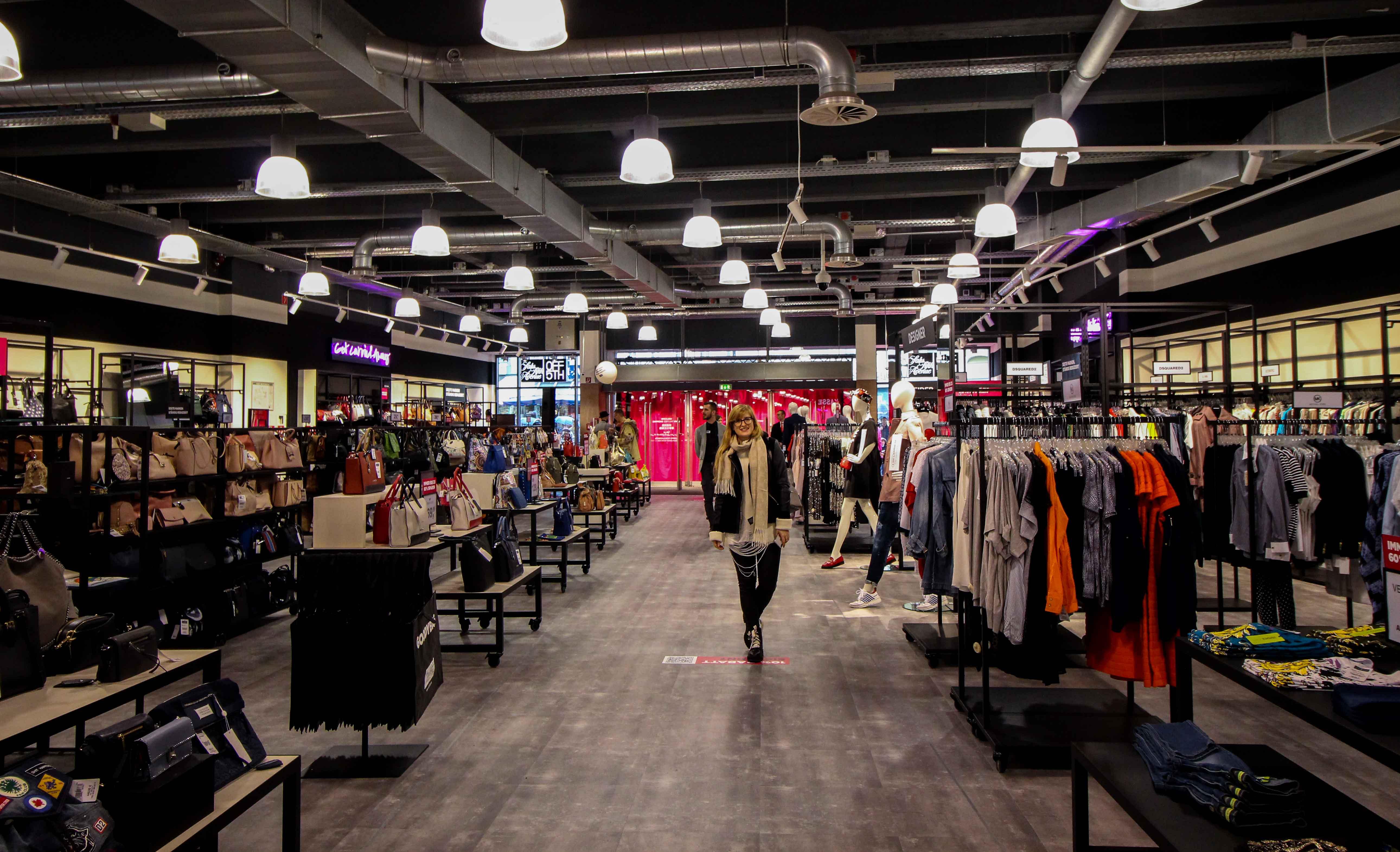 Store Opening Saks OFF 5th Avenue Bonn Premium-Marken Outletpreis Designer Outlet Bonn Modeblog Einrichtung