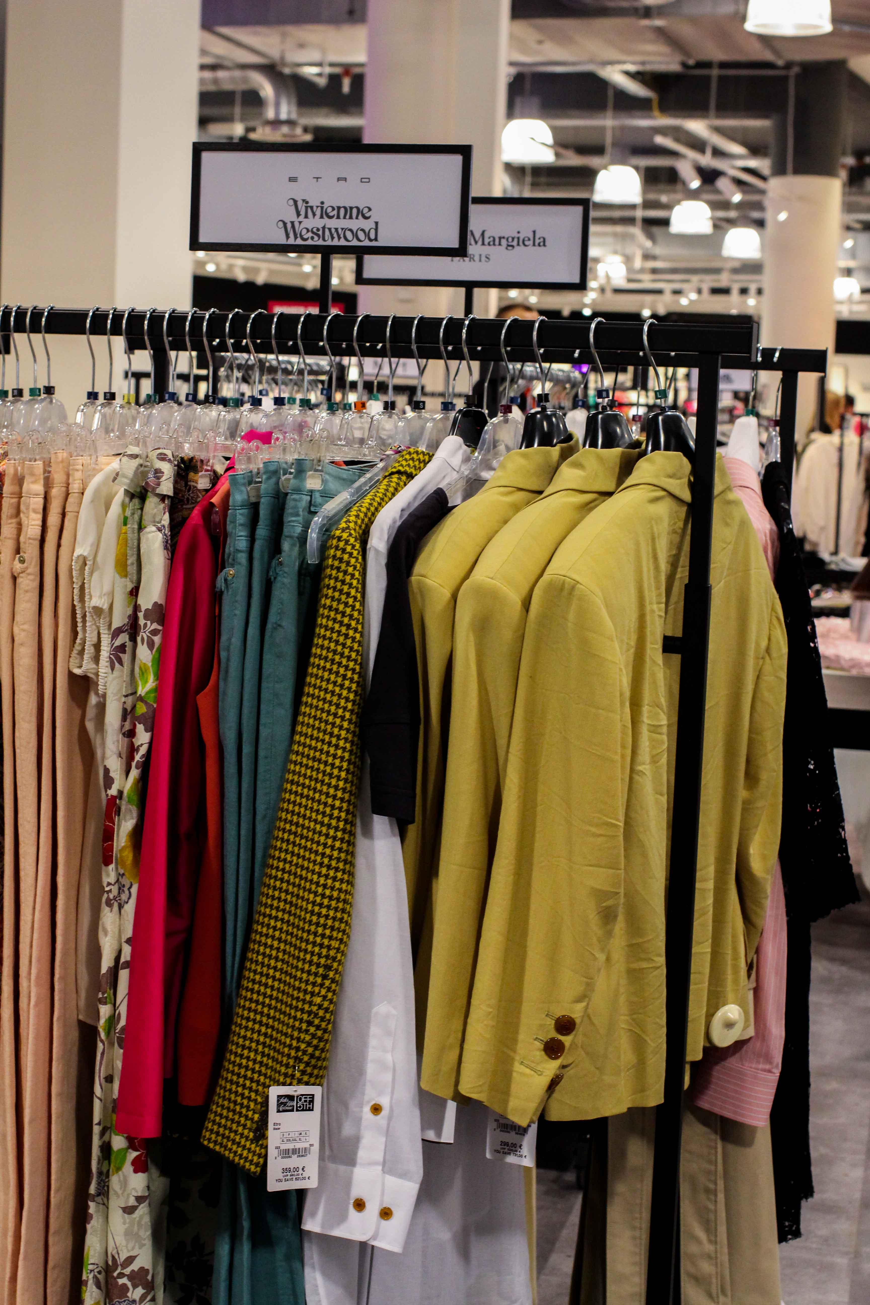 Vivienne Westwood Store Opening Saks OFF 5th Avenue Bonn Premium-Marken Outletpreis Designer Outlet Bonn Modeblog