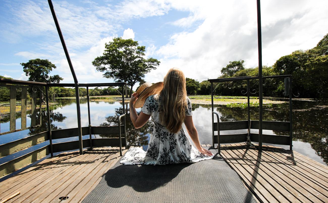 2 Wochen Rundreise Brasilien Top Brasilien Route Highlights Pantanal Sumpflandschaft Reiseblog Blogger