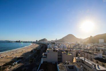 2 Wochen Rundreise Brasilien Top Brasilien Route Highlights Rio de Janeiro Copacabana Beach Reiseblog