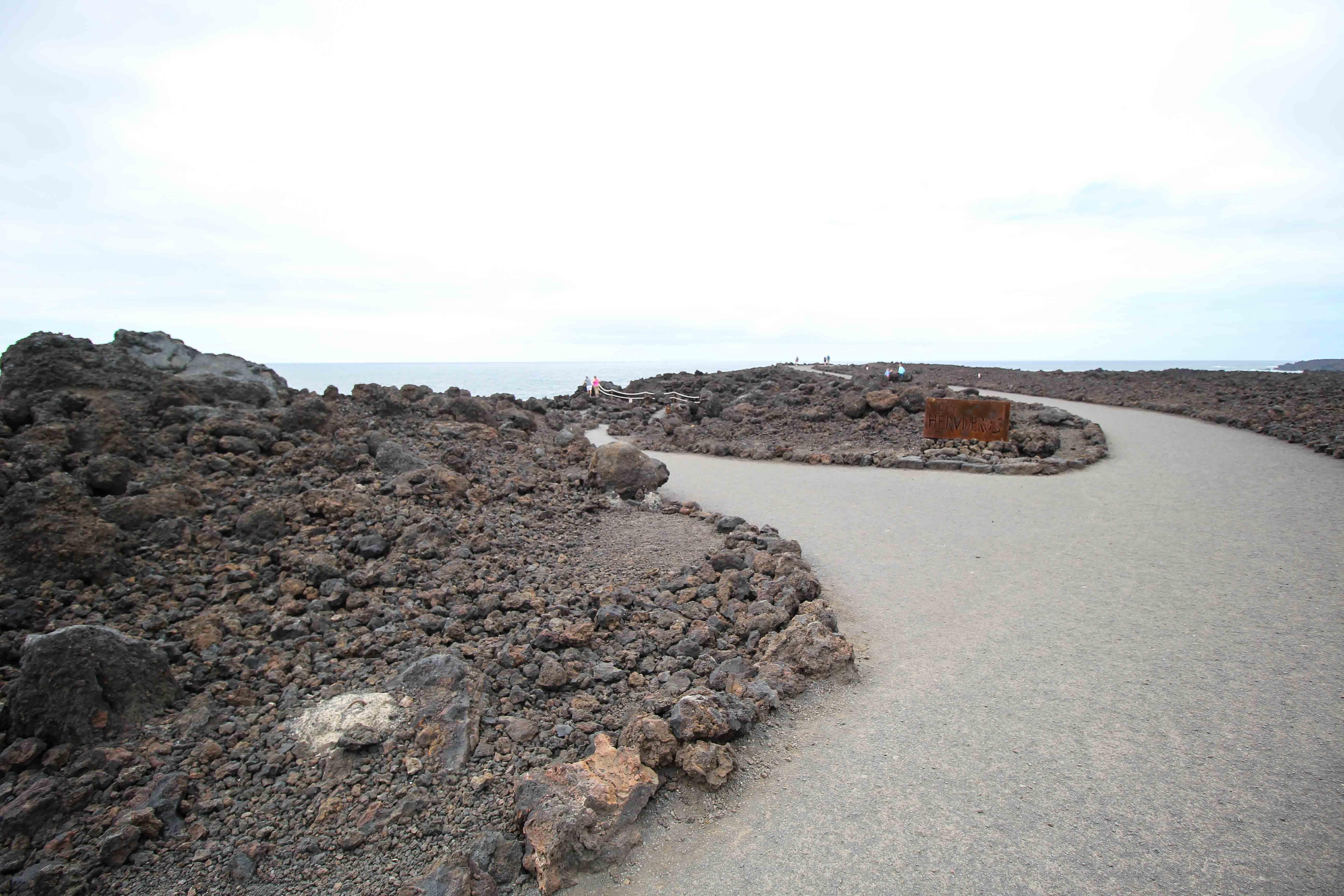 Los Hervideros Klippen Lava Top 10 Tipps Lanzarote Sehenswürdigkeiten Insider Tipps Lanzarote Spanien