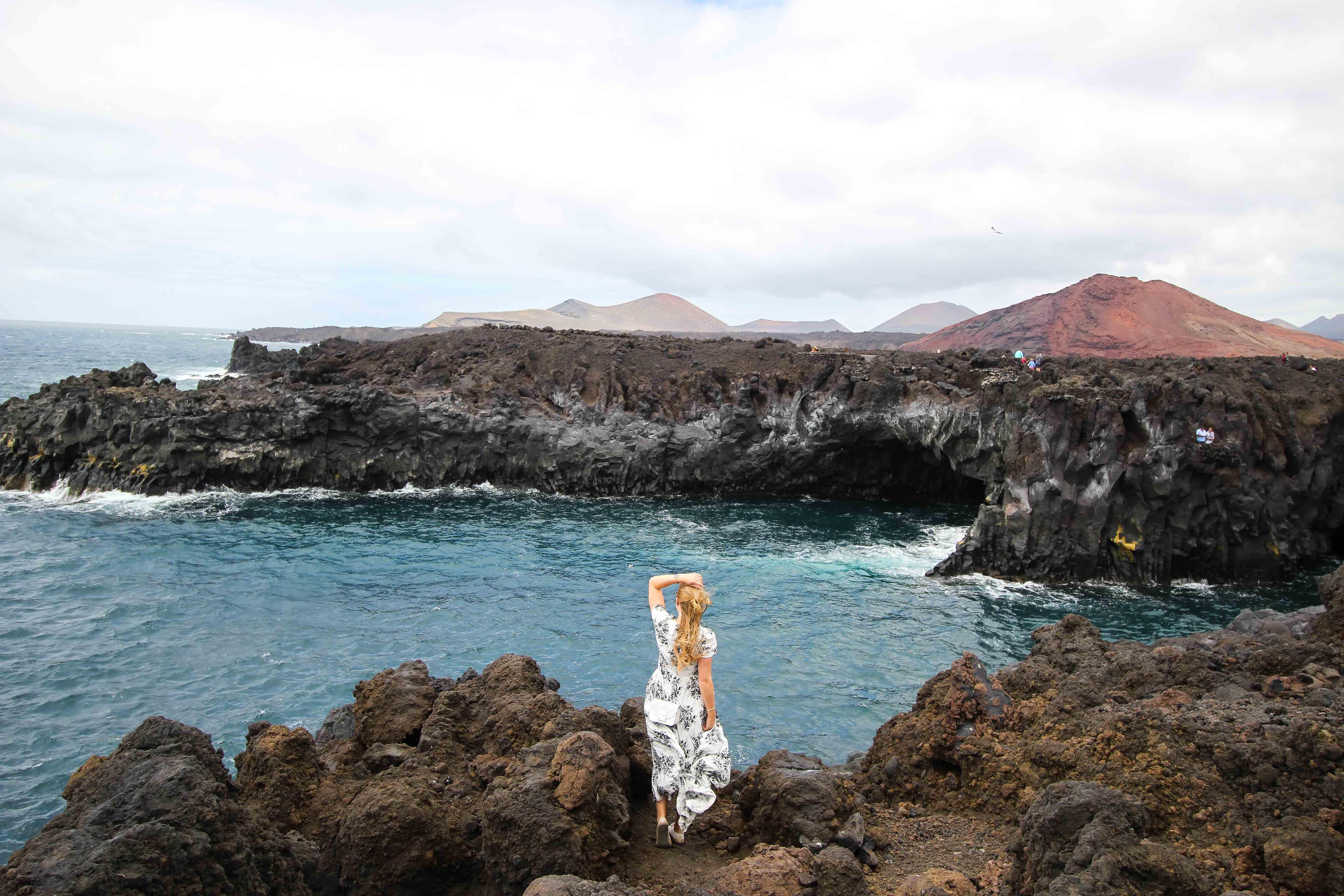 Los Hervideros Klippen Top 10 Tipps Lanzarote Sehenswürdigkeiten Insider Tipps Lanzarote Spanien
