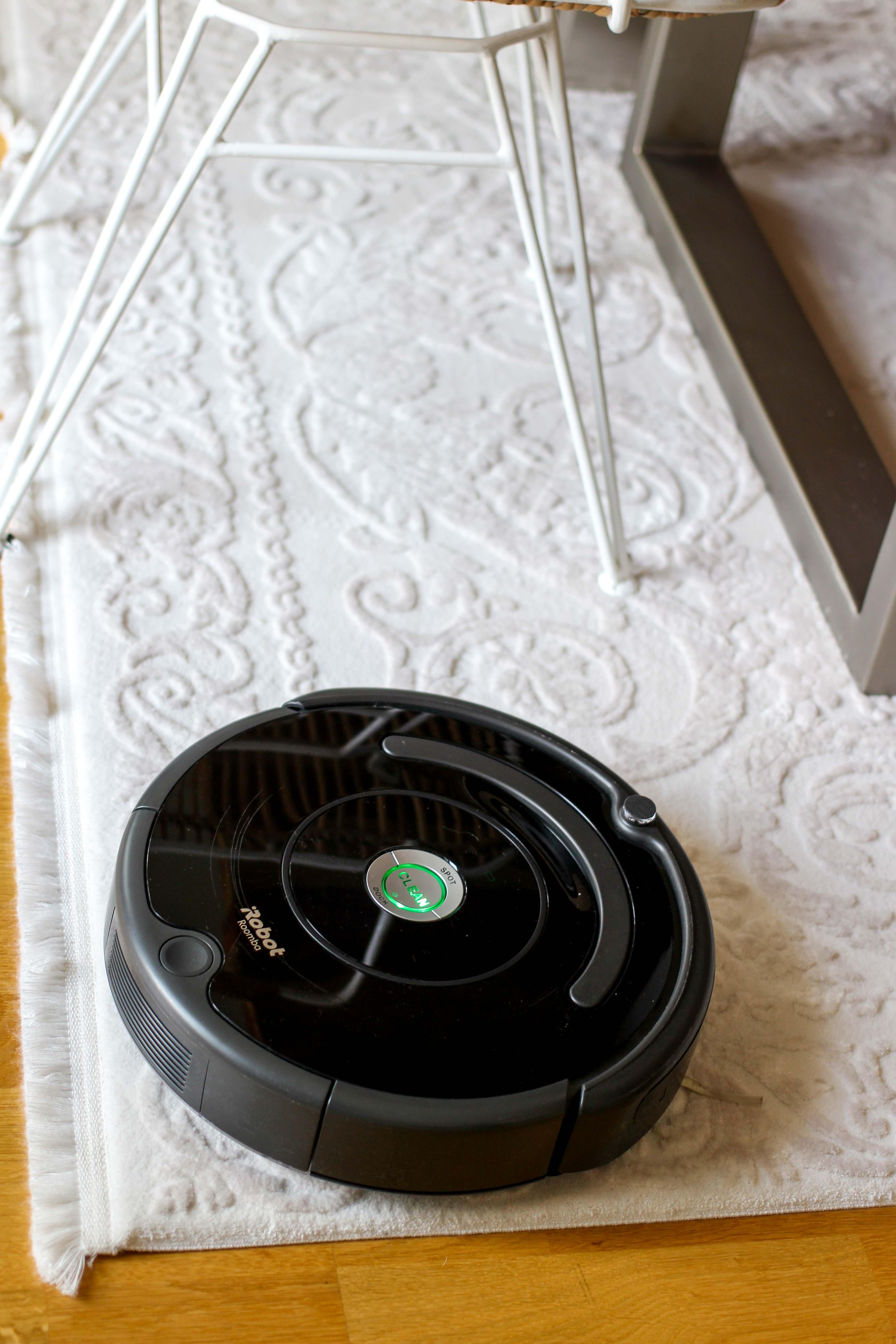 Amazon IRobot Roomba 671 Saugroboter Bewertung Erfahrungsbericht Staubsauger Blogger App