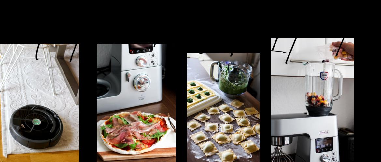 Testbericht Irobot Roomba 671 Saugroboter Kenwood Cooking Chef